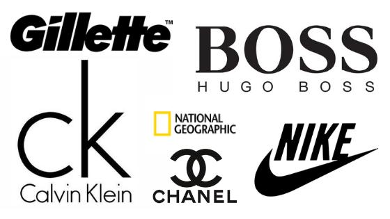 Famous Black Logos