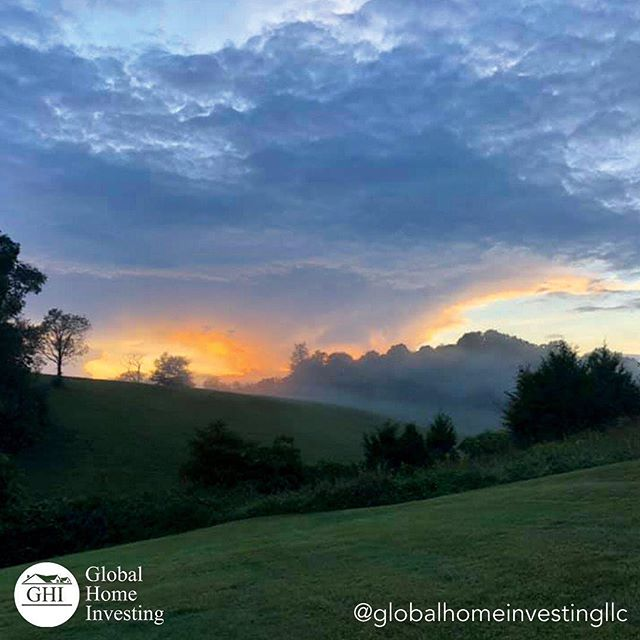 We're loving this picture of a sunrise in Culleoka, Tennessee! And the best part is, YOU can experience these sunrises every morning. We have a beautiful, fully renovated 1920s farmhouse available right now for just $319,900! (Swipe right for pictures of the property). Check out the listing on our website. globalhomeinvesting.com (link in bio). [Photo by Mike Leebron]⠀ ⠀ .⠀ .⠀ .⠀ .⠀ .⠀ .⠀ .⠀ ⠀ #columbiatn #columbia #columbiatennessee #maurycounty #maurycountytn #maurycotn #culleokatn #tennessee #middletennessee #nashville #nashvilletn #farmhouse #farmhousekitchen #farmhousebathroom #farmhouseliving #farmhouseinspired #farmhouses #farmhouseinspired #country #countryside #countryhomemagazine #countrylife #countryliving #southerncharm #southern #southernbelle #southern_sights #southernliving #tennesseelife #sunrise