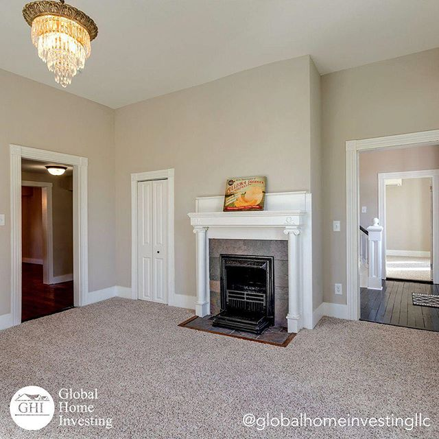 Cozy living rooms deserve cozy furniture. How would you decorate this space? ⠀ ⠀ [P.S. This house if for sale - 2327 Culleoka Hwy in Culleoka, TN - Link in bio]⠀ ⠀ ⠀ .⠀ .⠀ .⠀ .⠀ .⠀ .⠀ .⠀ .⠀ ⠀ #culleokatn #culleoka #columbiatn #maurycountytn #mauryco #tennessee #middletennessee #tennesseeliving #realestate #realestatelife #realestateinvestor #investor #realtor #oldhouselove #oldhouse #oldhousecharm #circaoldhouses #circahouses #livingroom #home #homesweethome #homeforsale #houseforsale #forsale #interiordesign #interiordesigner #decor