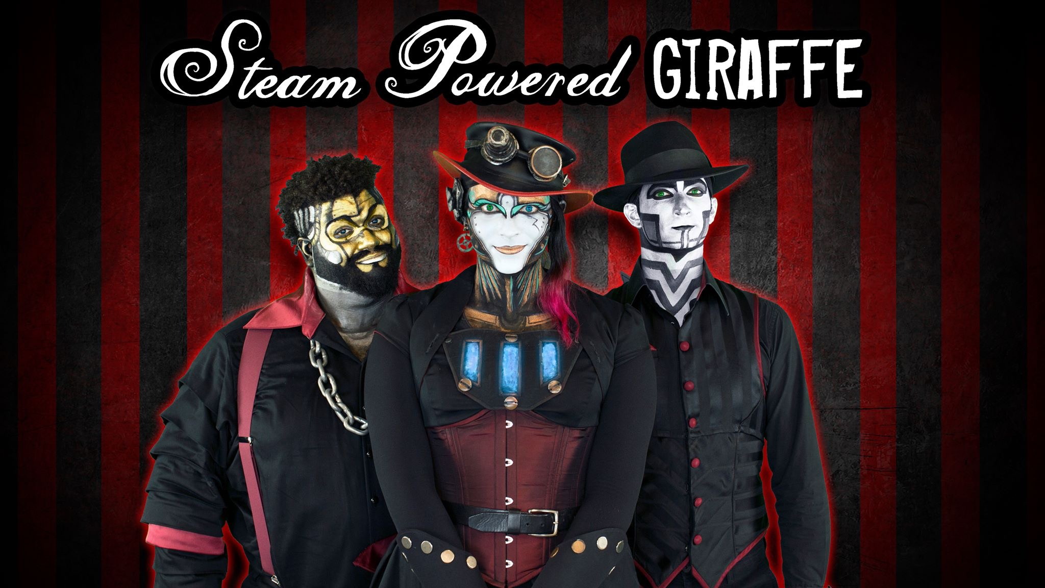 Steam Powered Giraffe Concert -