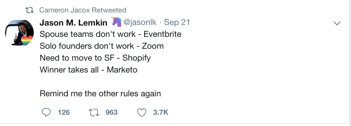 CAMERON JACOX TWITTER