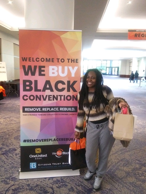 Inaugural We Buy Black Convention 2018 - November 16, 2018