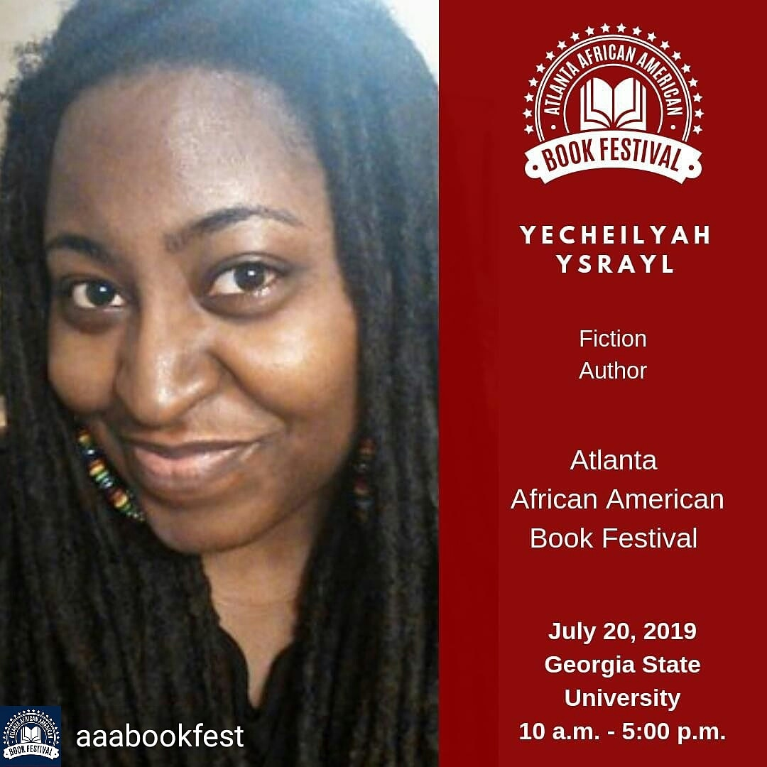 COMING UP - Atlanta African American Book Festival 2019