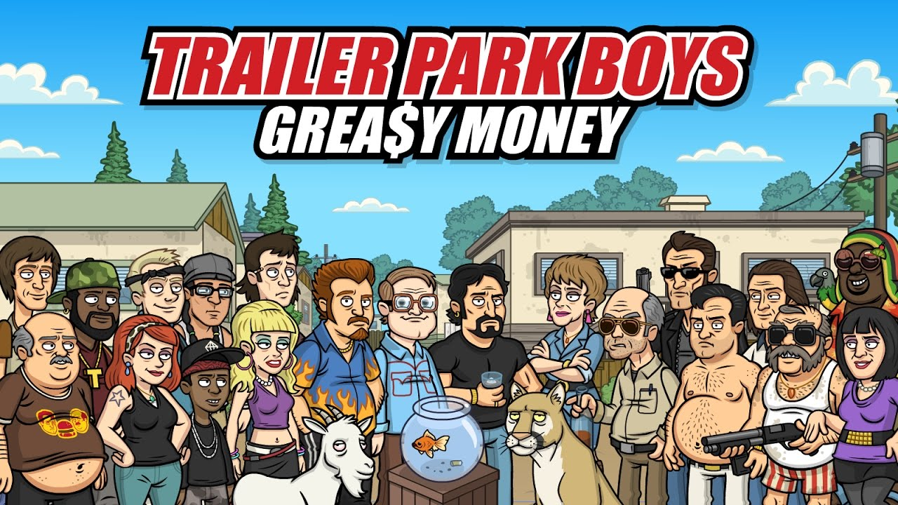 Trailer Park Boys: Greasy Money - Description:Join the Trailer Park Boys' Bubbles, Ricky and Julian on an adventure to run Sunnyvale. Mine cash for the park and when things go south, pull your rag-tag family together to make more money than ever - Let's Go, Boys!Role:Quality Assurance Analyst