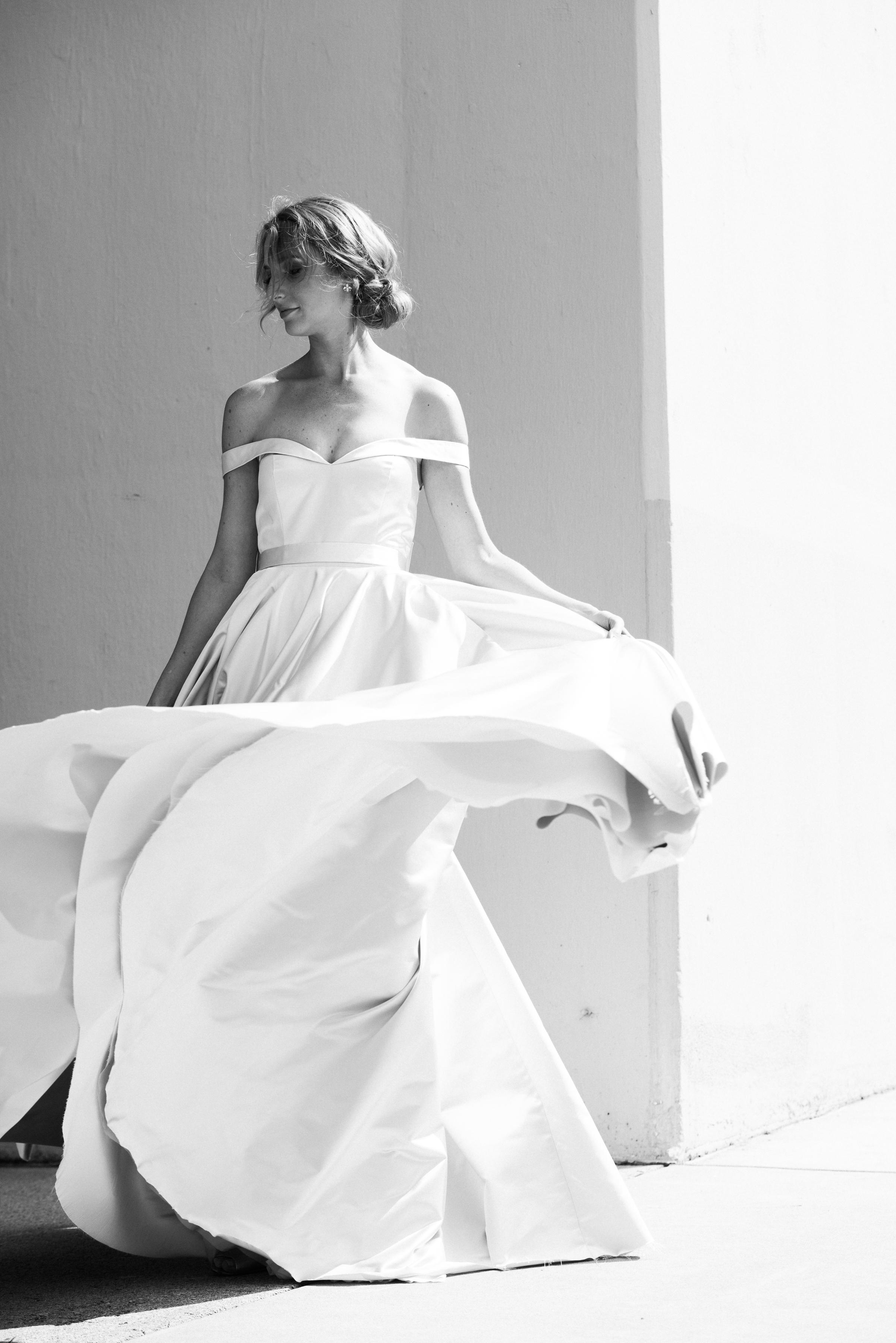 St Louis Couture Werdding Dress