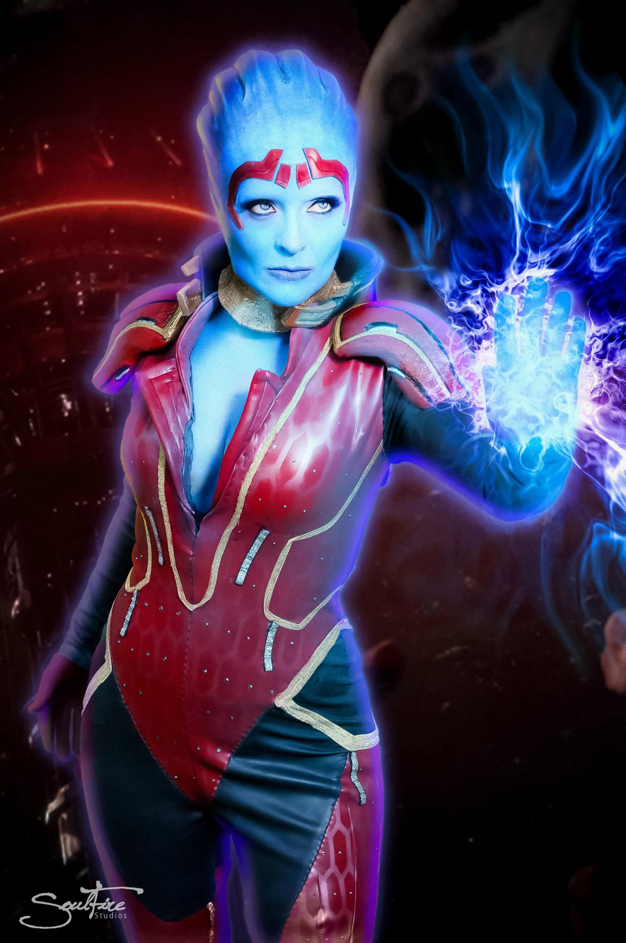 Cosplay by: Rana McAnear | Photo by: Soulfire Photography