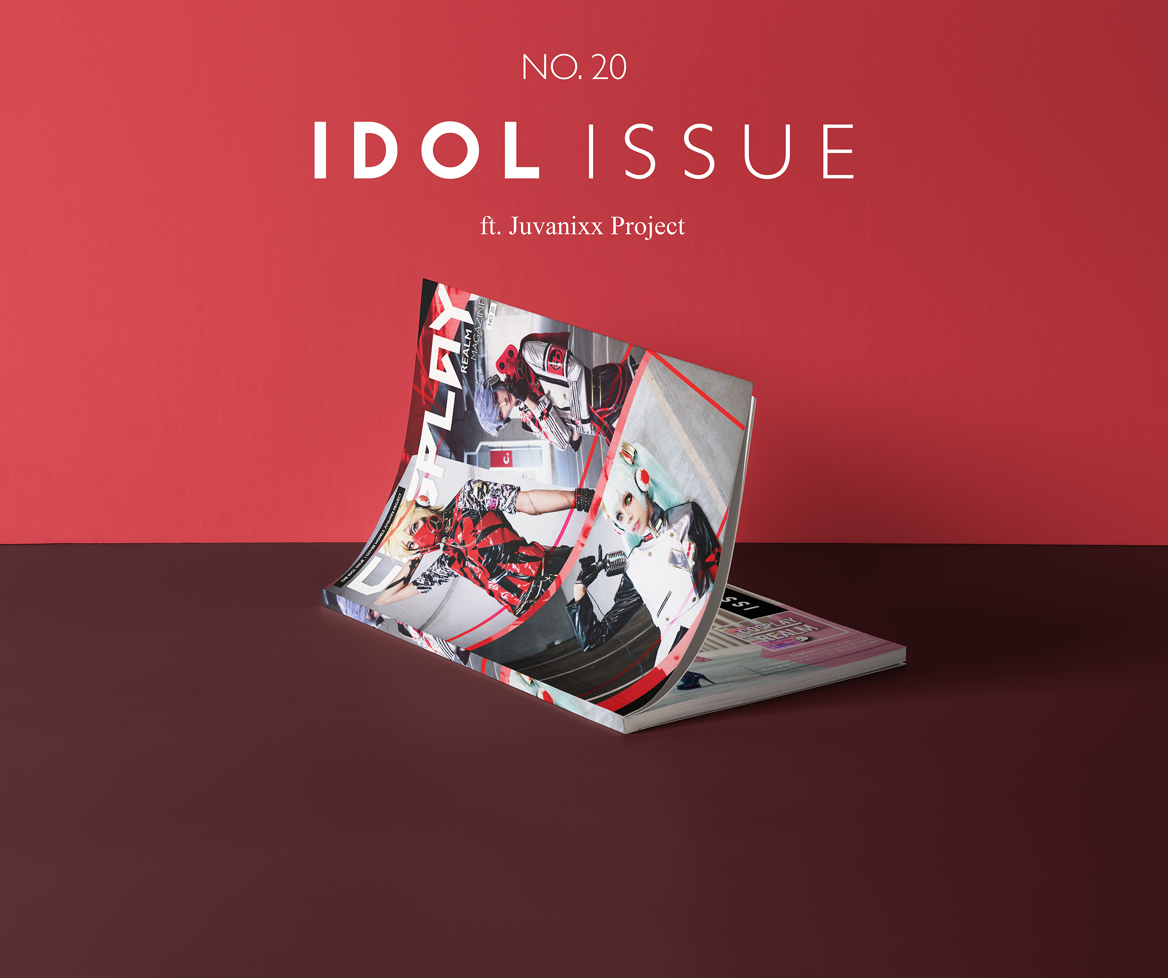 GRAB A COPY - of the Idol Issue:
