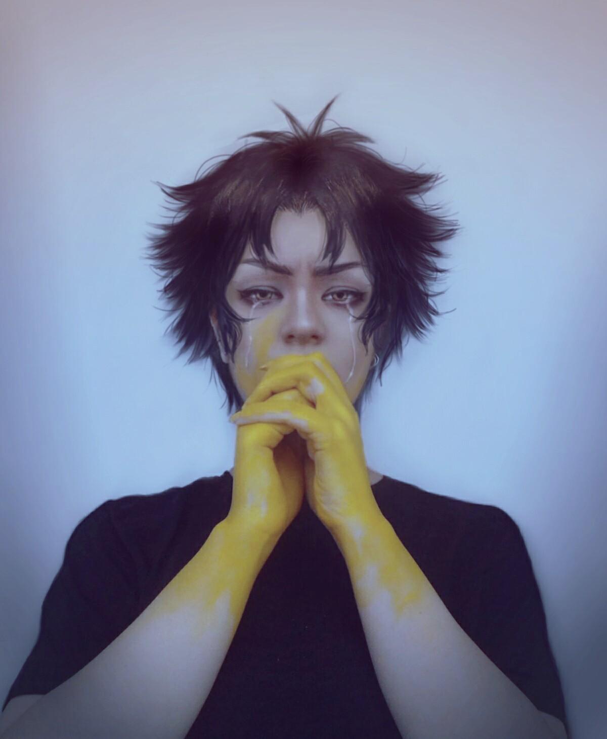 Akira Cosplay and photo by:  @tsuriko_   Edit by:  @nozamii