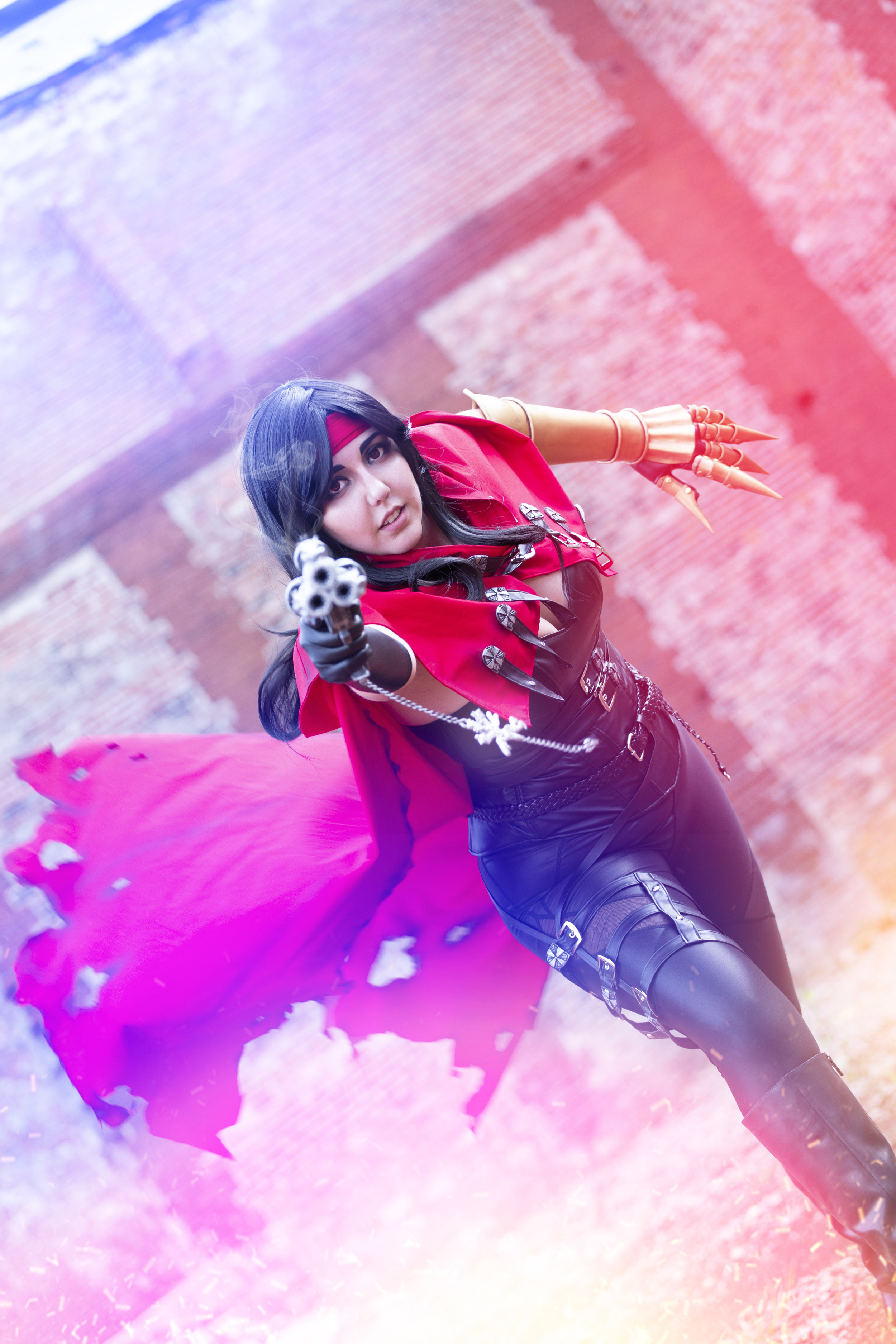 Vincent Valentine : Lemon Drop Cosplay   Photo: Cubster Cosplay Photography