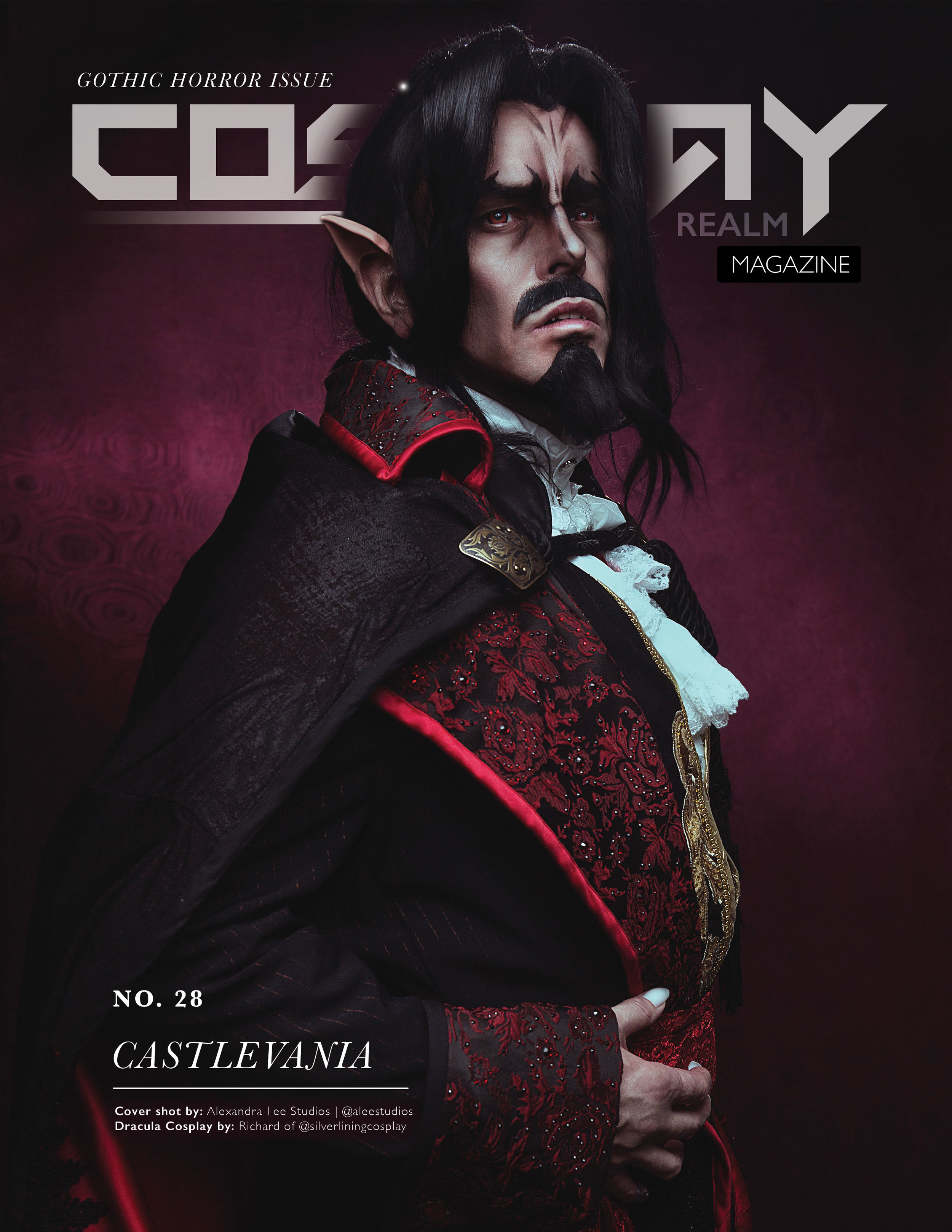 CRM No. 28 - The Gothic Horror Issue