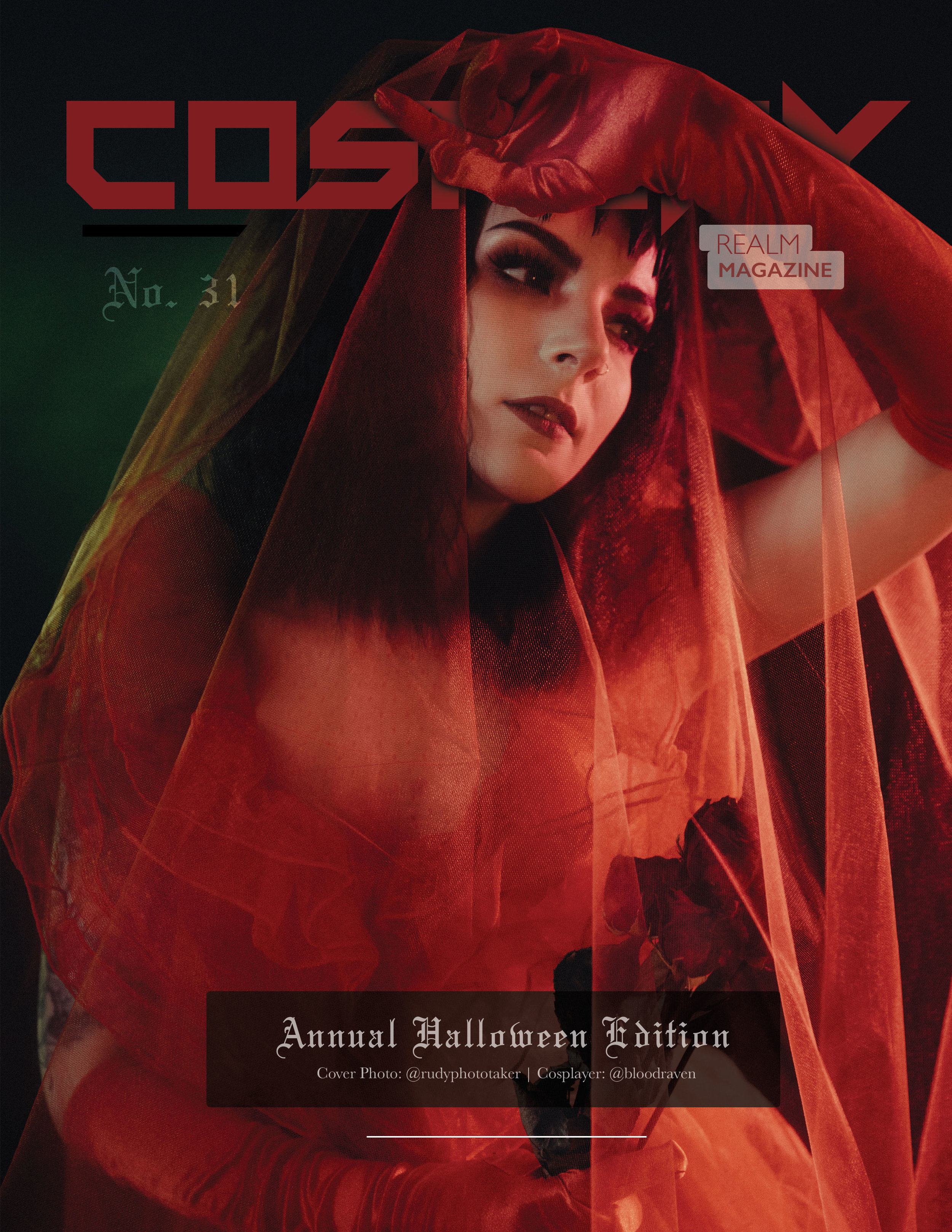 CRM No.31 - Annual Halloween Issue