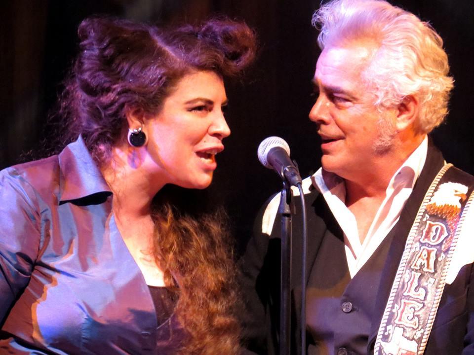 Bailey Dee and Dale Watson