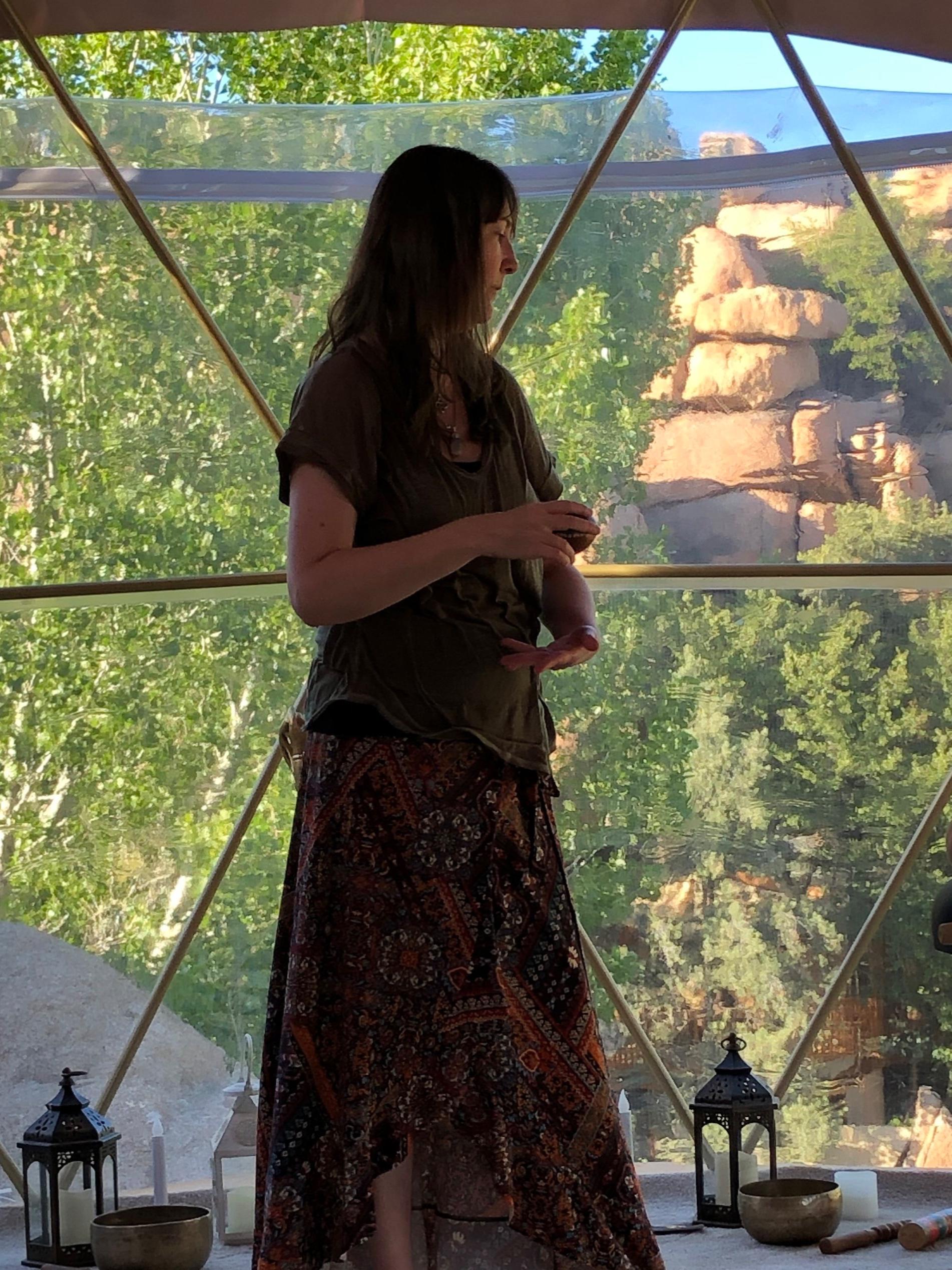 Jennifer Wrobel - energy Healer, celestial channel, & teacher