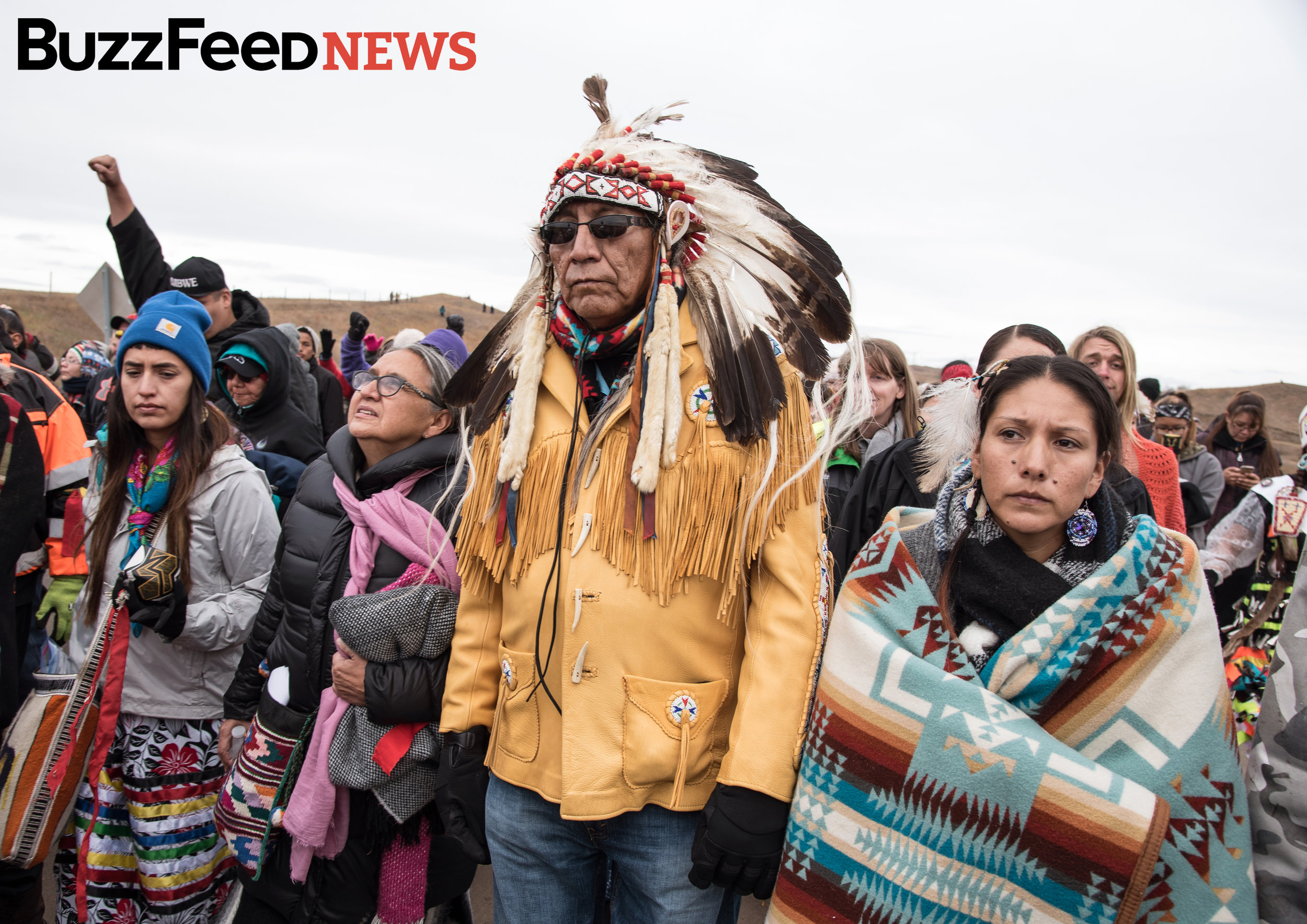 These Are The People Who Are Holding Their Ground At Standing Rock