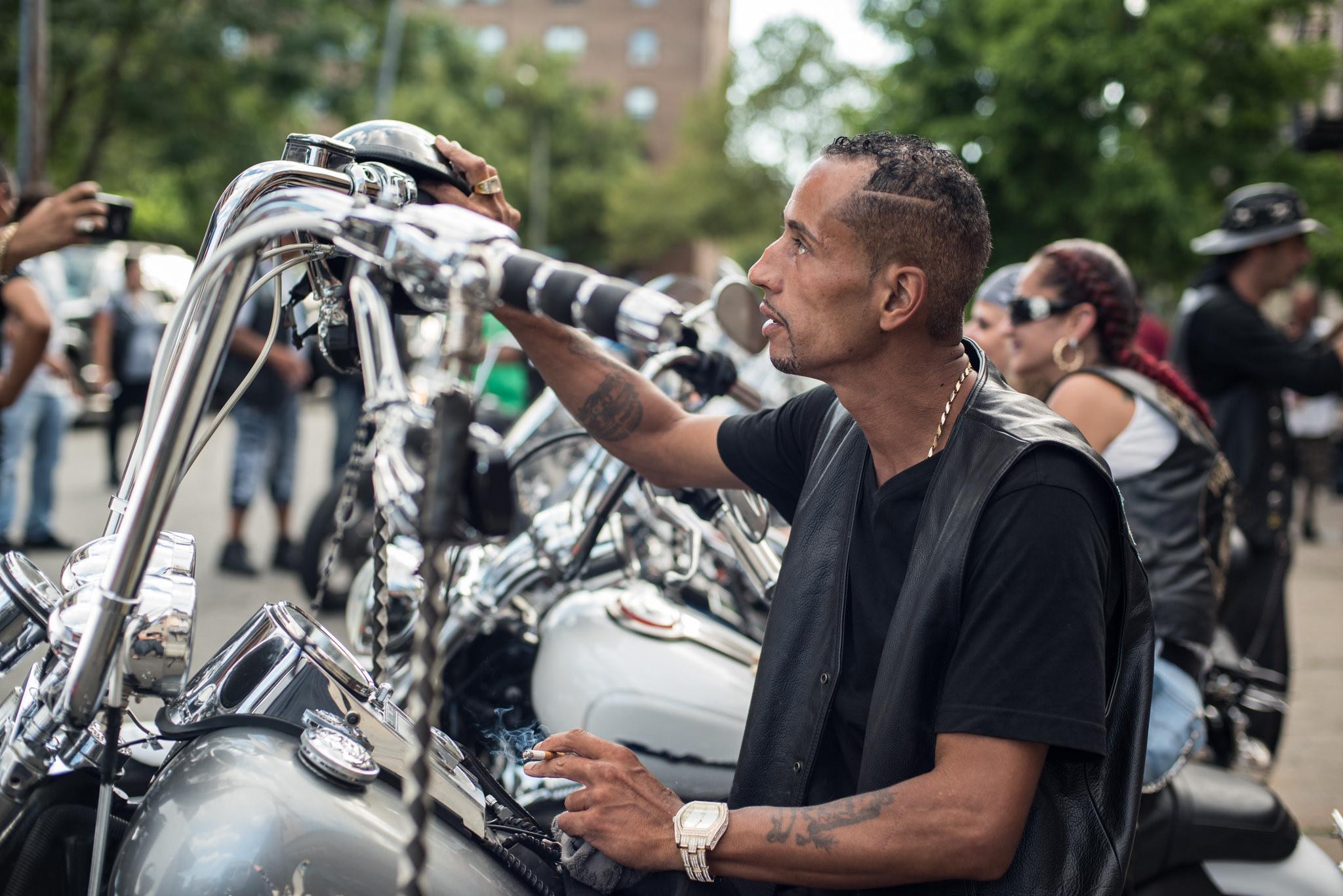 No Fear Motorcycle Club, Bushwick, Brooklyn