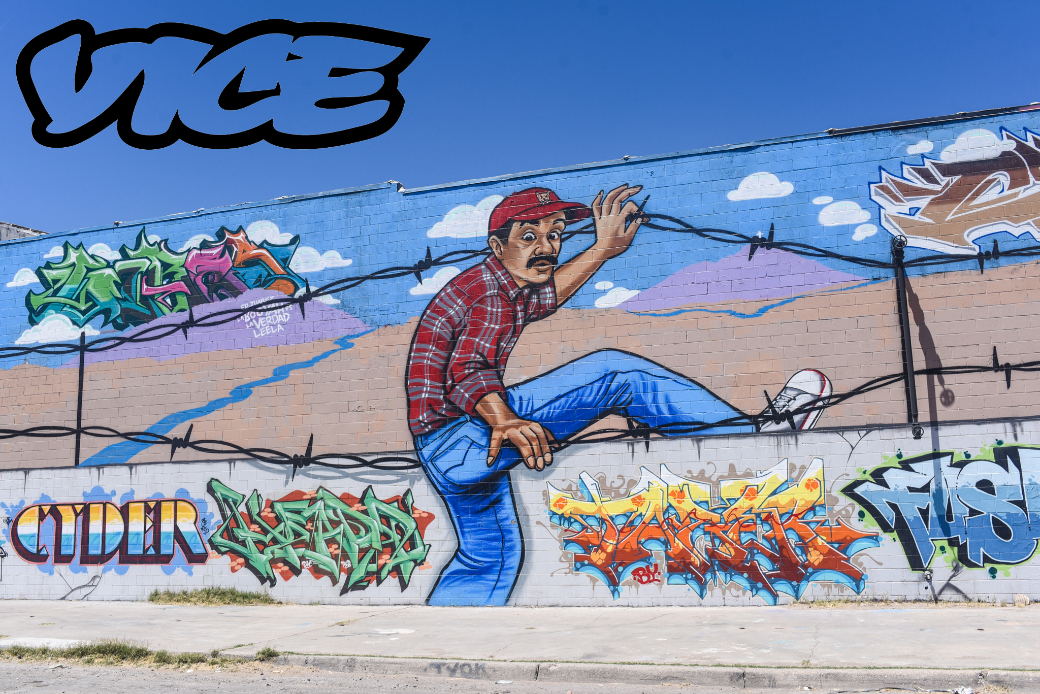 The Chicano Artists Transcending the US-Mexico Border