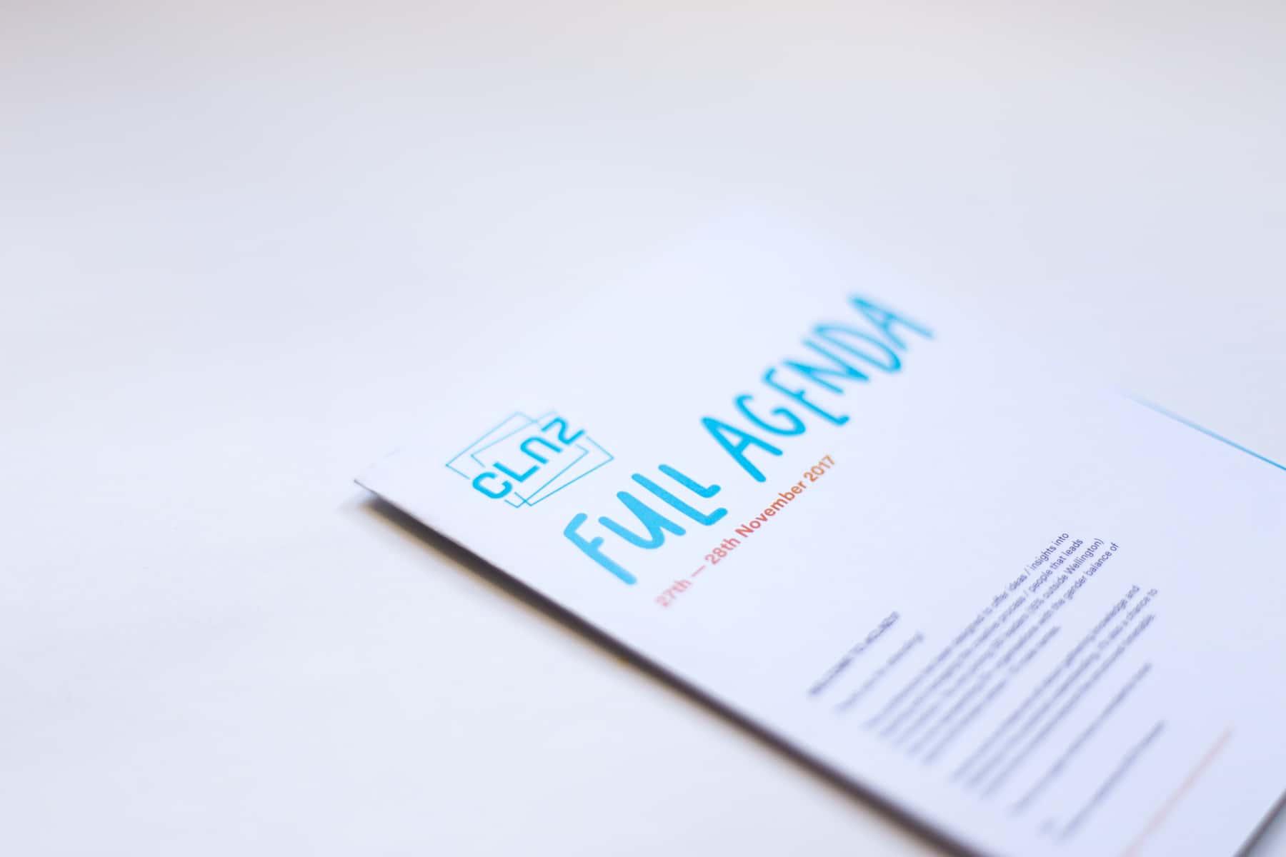 clnz-agenda-design-cover