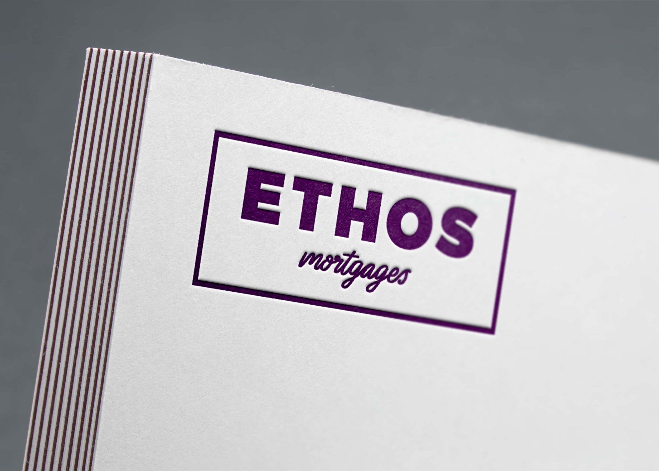 Ethos Logo Design