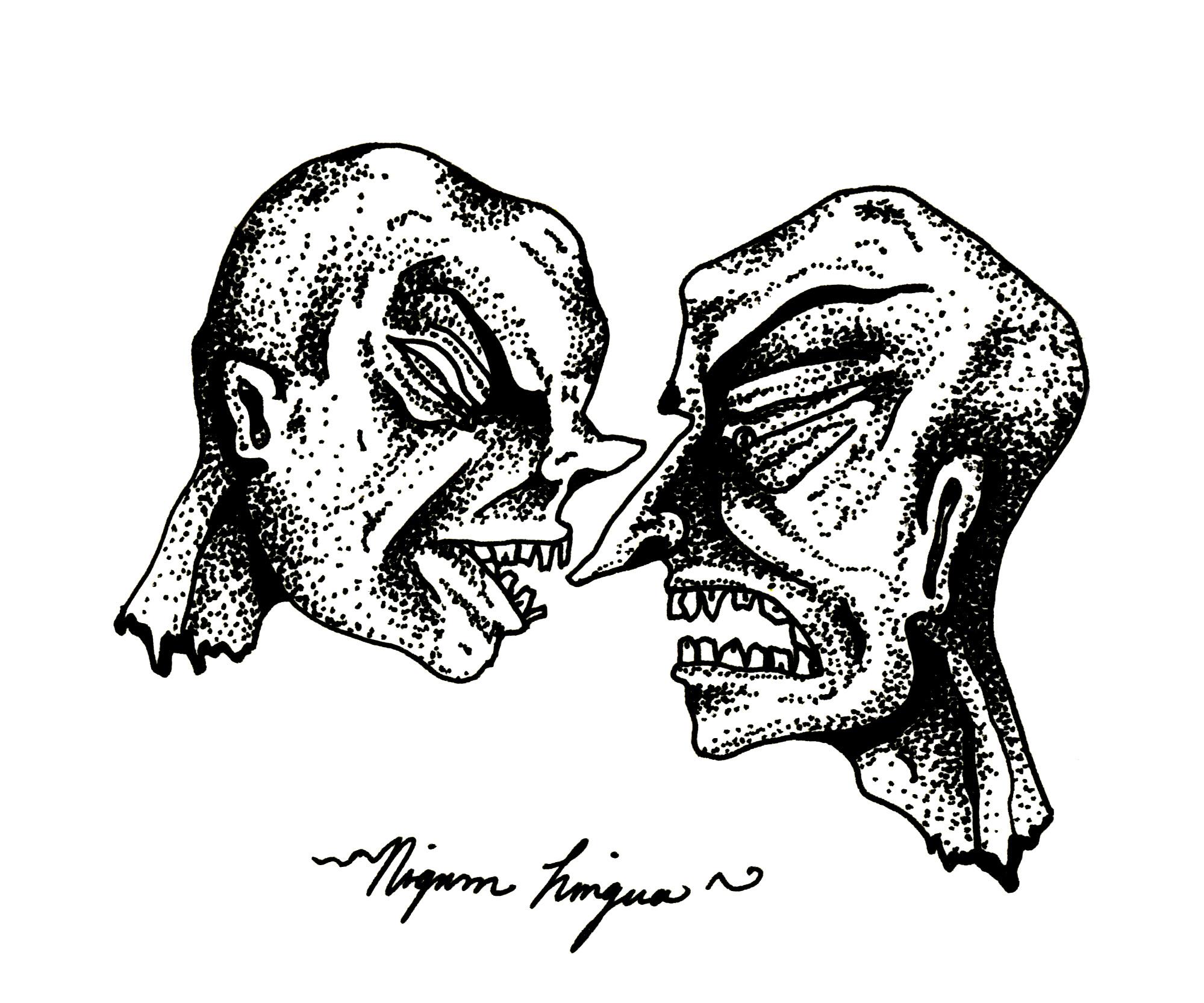 Nigrum Lingua