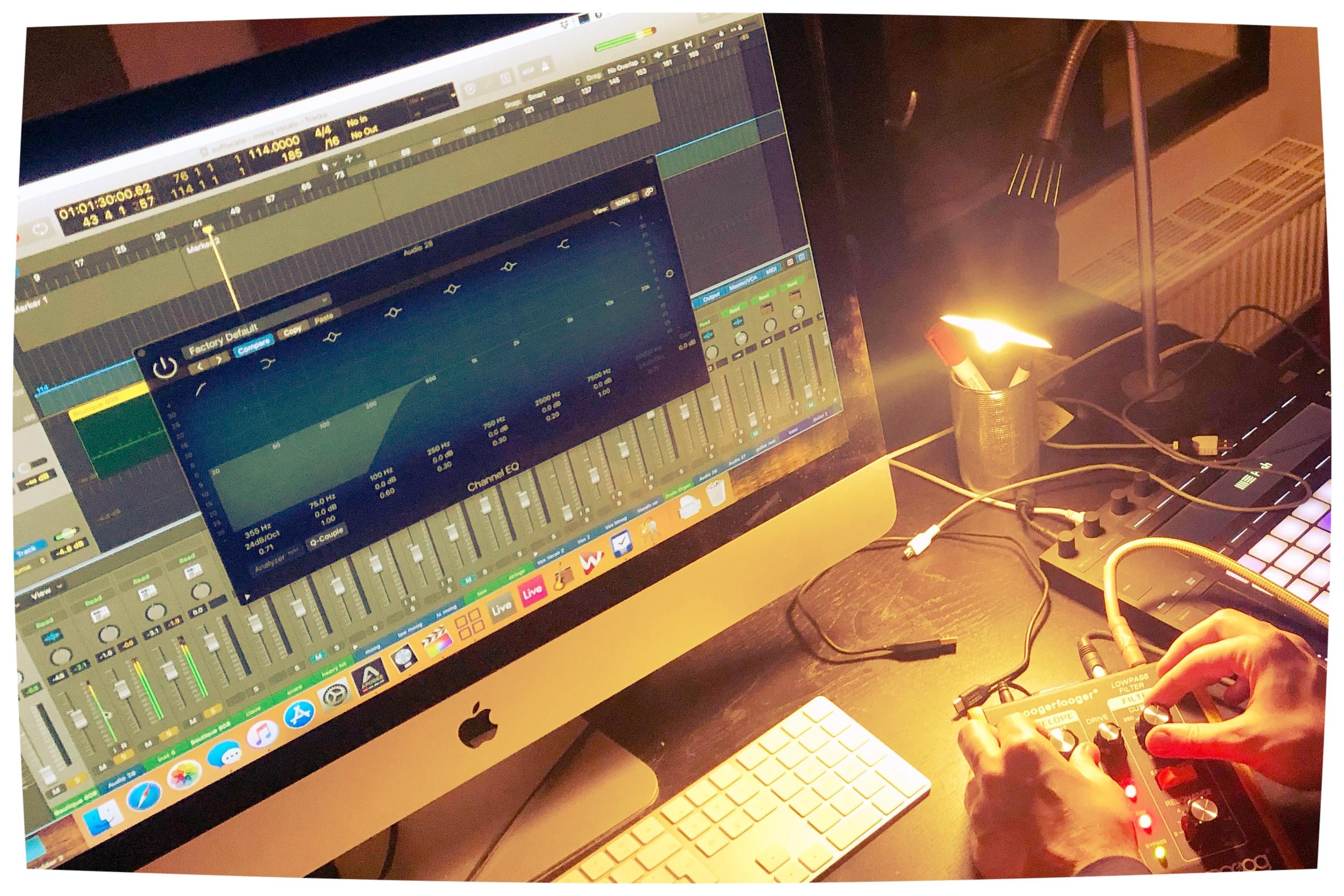 Software - Logic Pro XAbleton Live 10 & Push 2Wavelab 9.5Soundtoys 5GoodhertzValhalla Reverbs