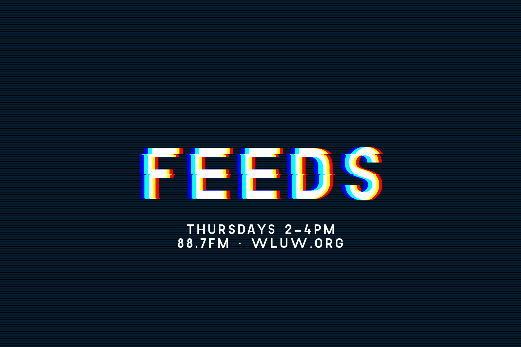 FEEDS - A LISTENER-ORIENTED SHOW PULLING FROM ALL CORNERS OF THE WEB. FEEDS RADIO SEEKS TO CURATE CONTENT FOR LISTENERS BY LISTENERS POSTING ON TWITTER, INSTAGRAM, FACEBOOK, CYMBAL FM, SPOTIFY, APPLE MUSIC, TIDAL, & ETC.HIT OUR DMs OR BANG OUR LINE @ 773.508.9589 💌FEEDS FACEBOOKFEEDS TWITTER