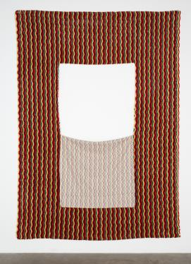Elizabeth Newman, Untitled, 2013 (textile?), dimensions unknown