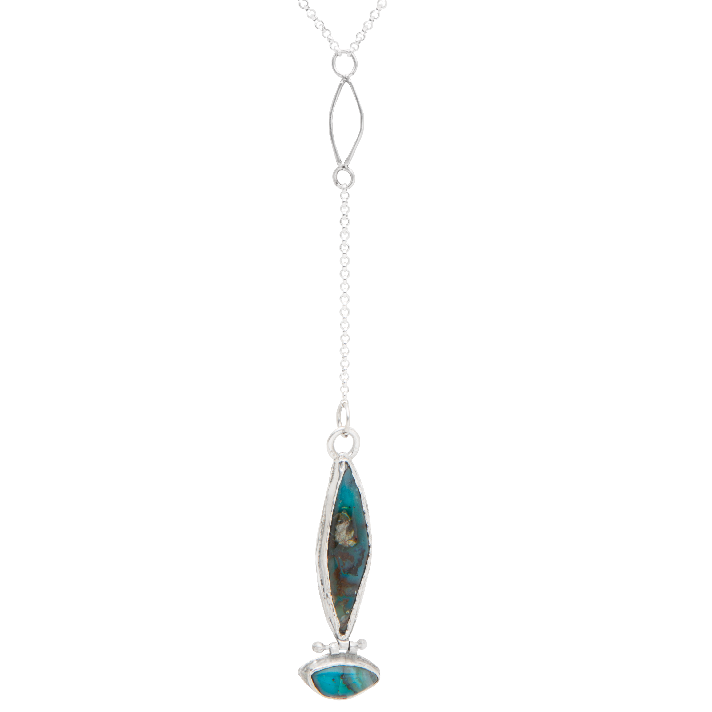 Blue Raspberry Gem Silica Necklace - 13.png