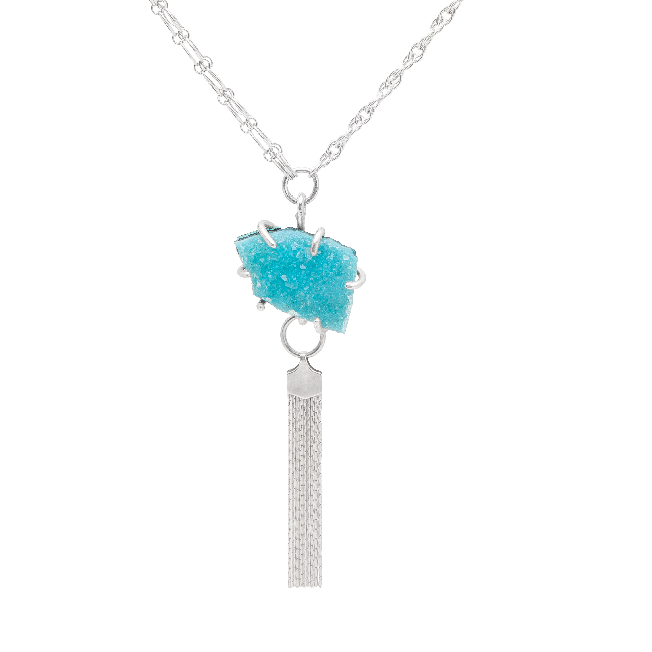 Hemimorphite and Iolite Necklace - 9.png