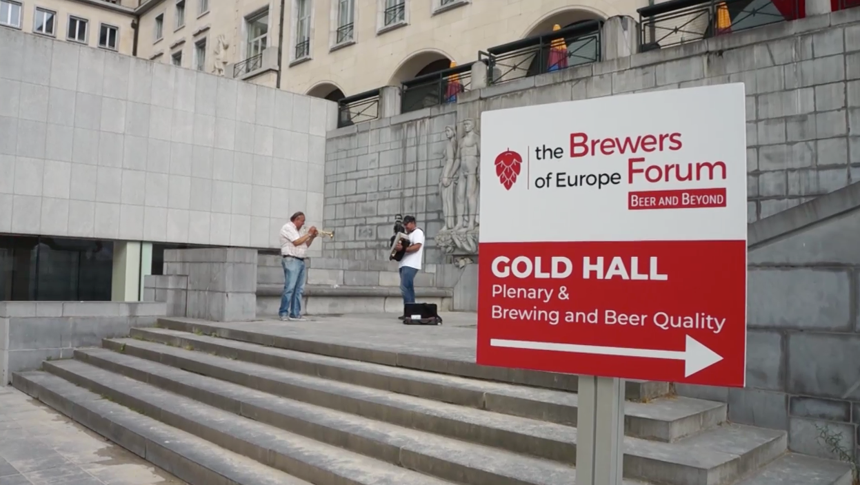 Overheard at the Brewers of Europe Forum