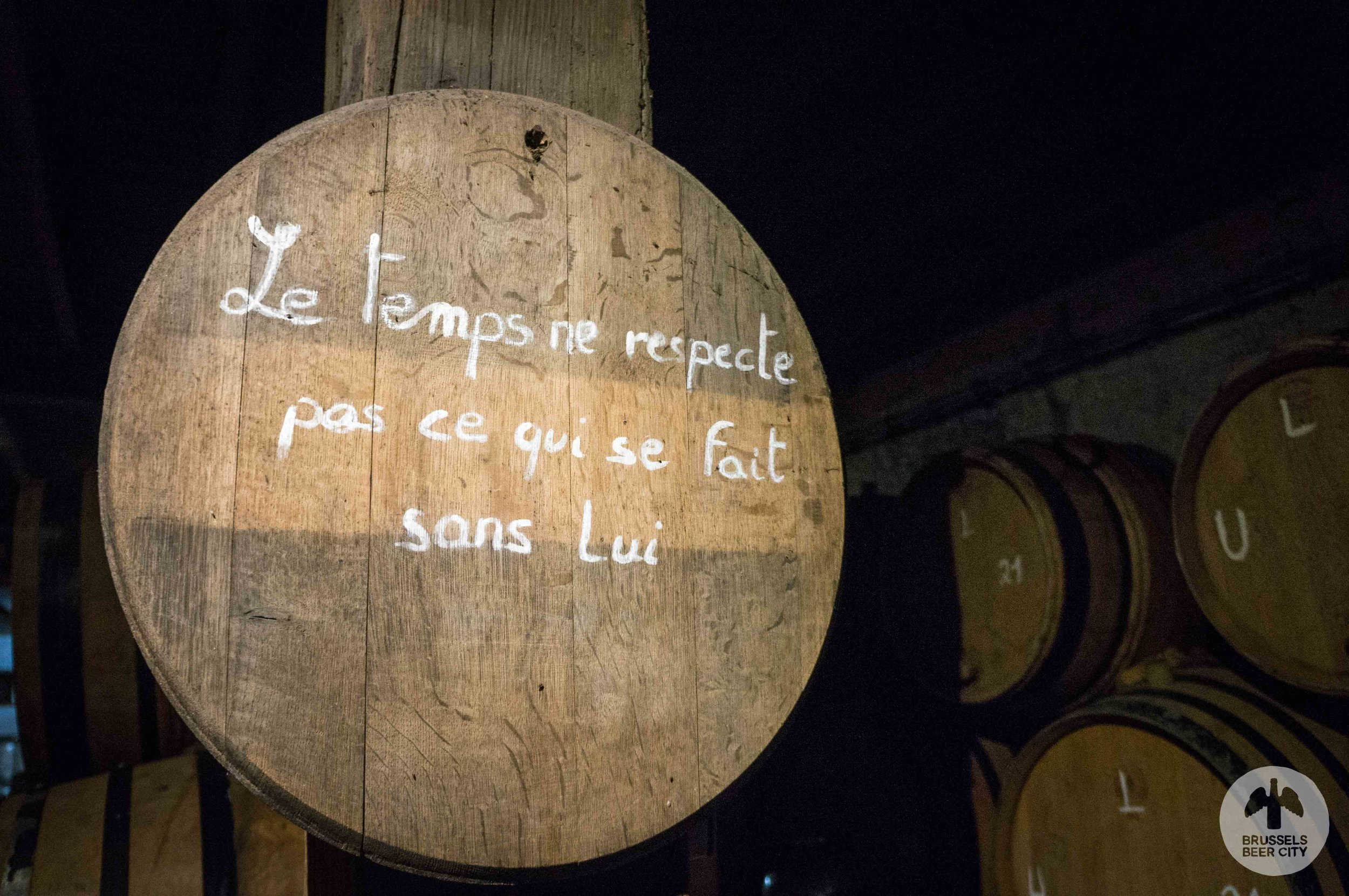 Brasserie Cantillon and climate change