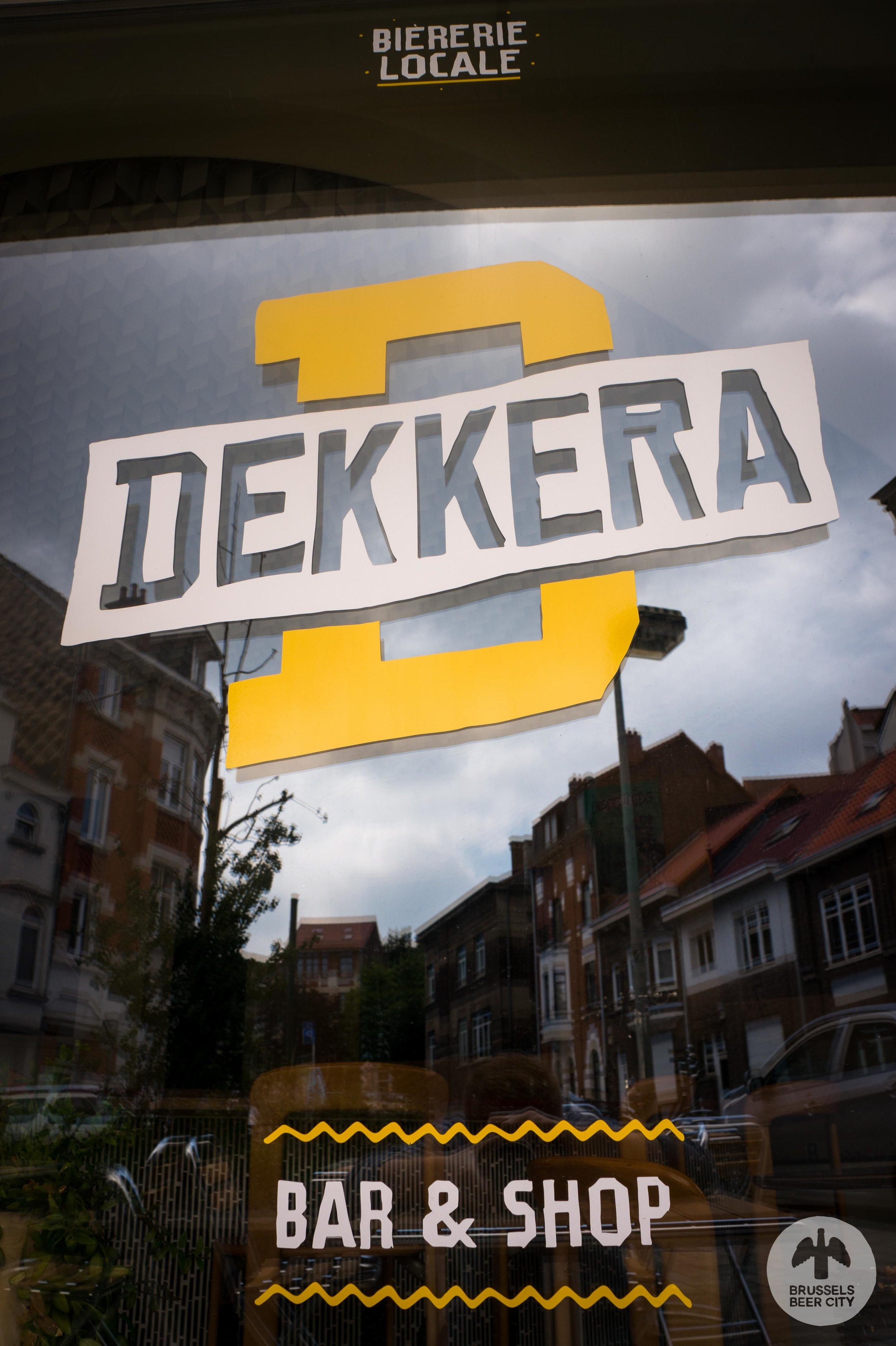 Dekkera Bar in Vorst, Brussels