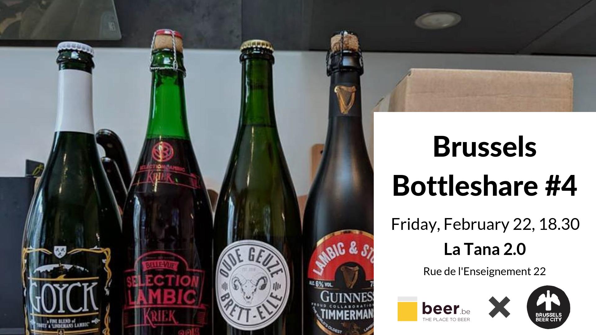 Brussels Bottleshare