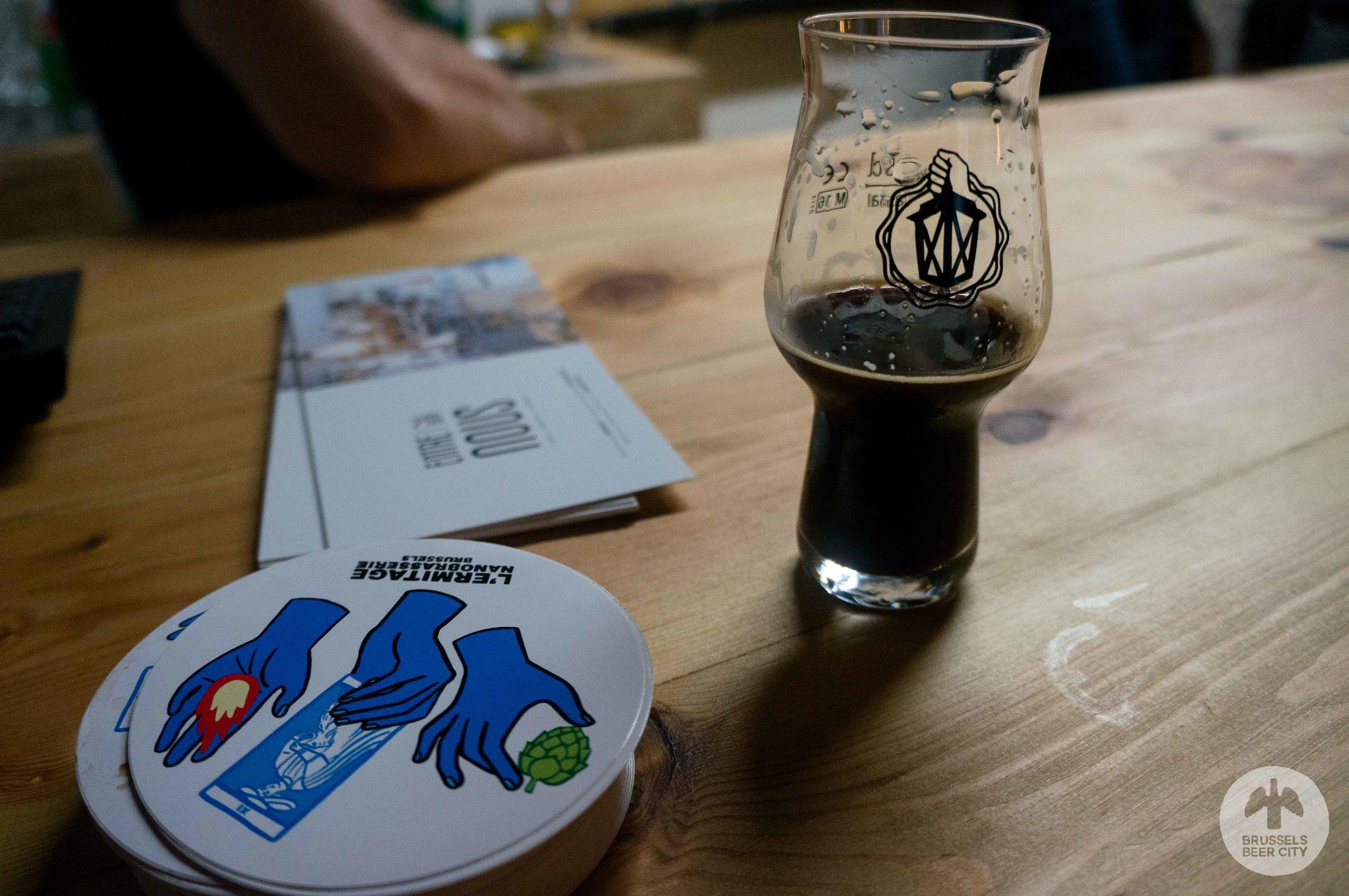 Mitraillette beer pairing