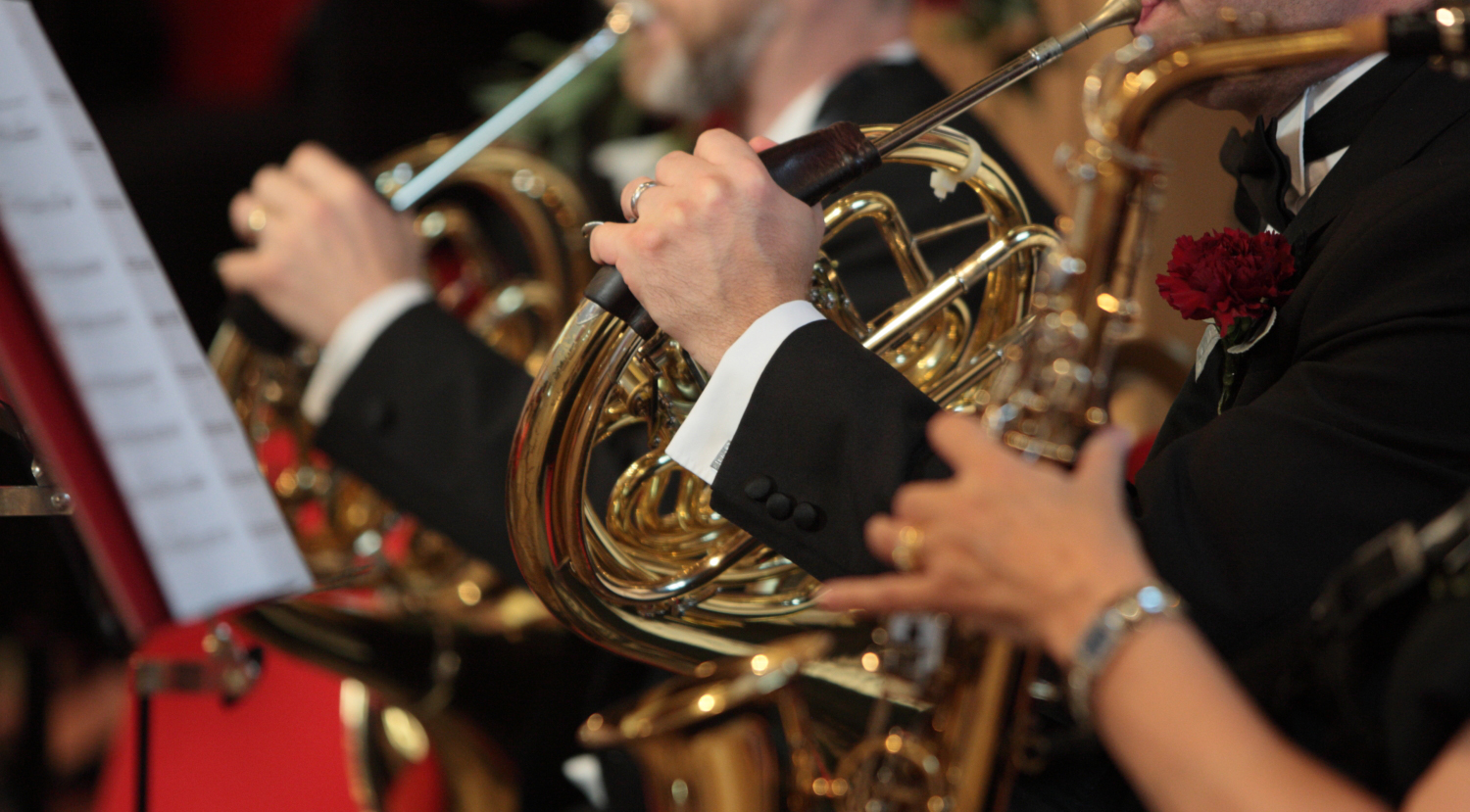 Join Us... - Click Here for more information on how to be involved with The Roding Players Orchestra.