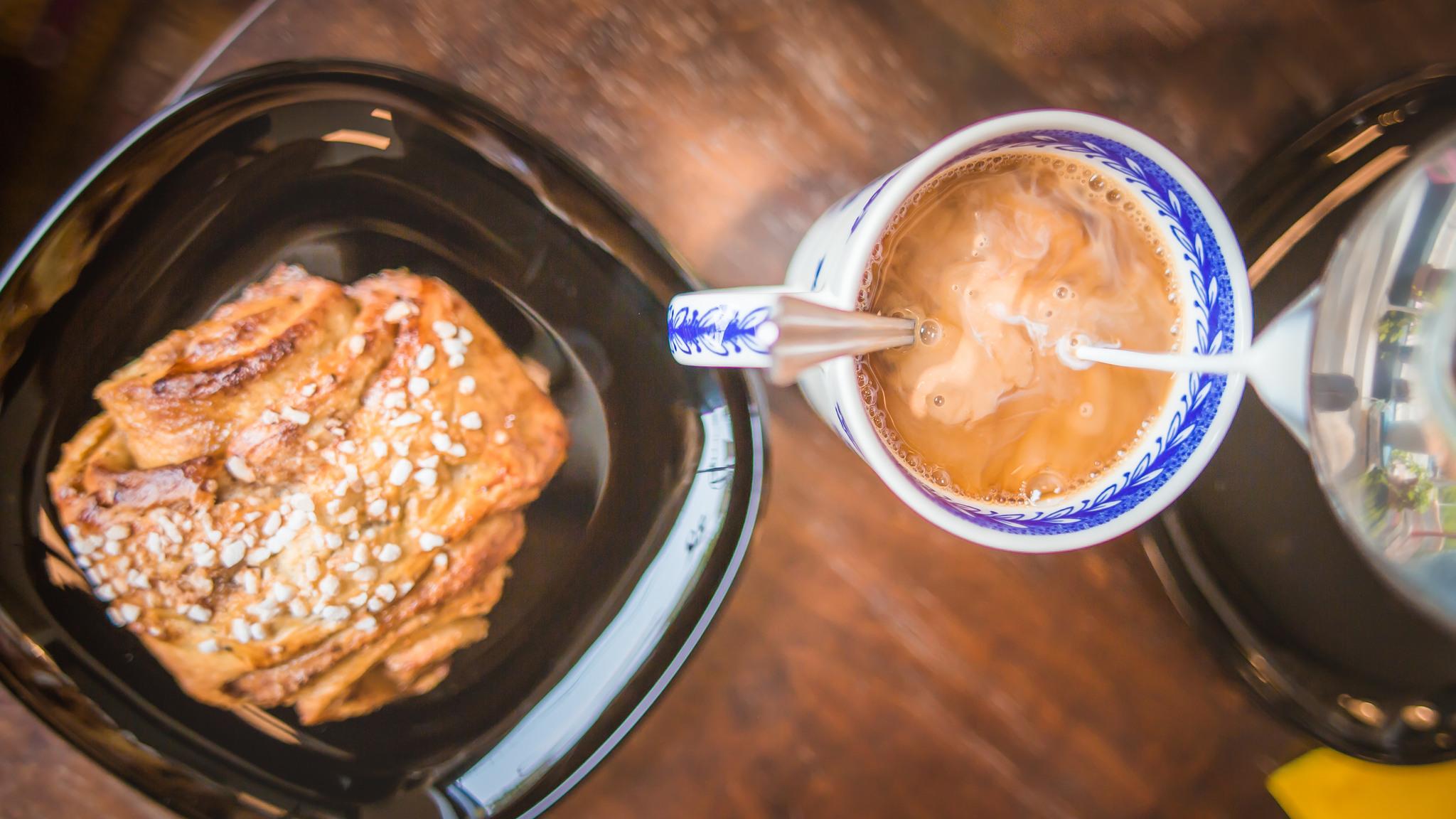 Kahvi tulee Helsingin Punavuoresta