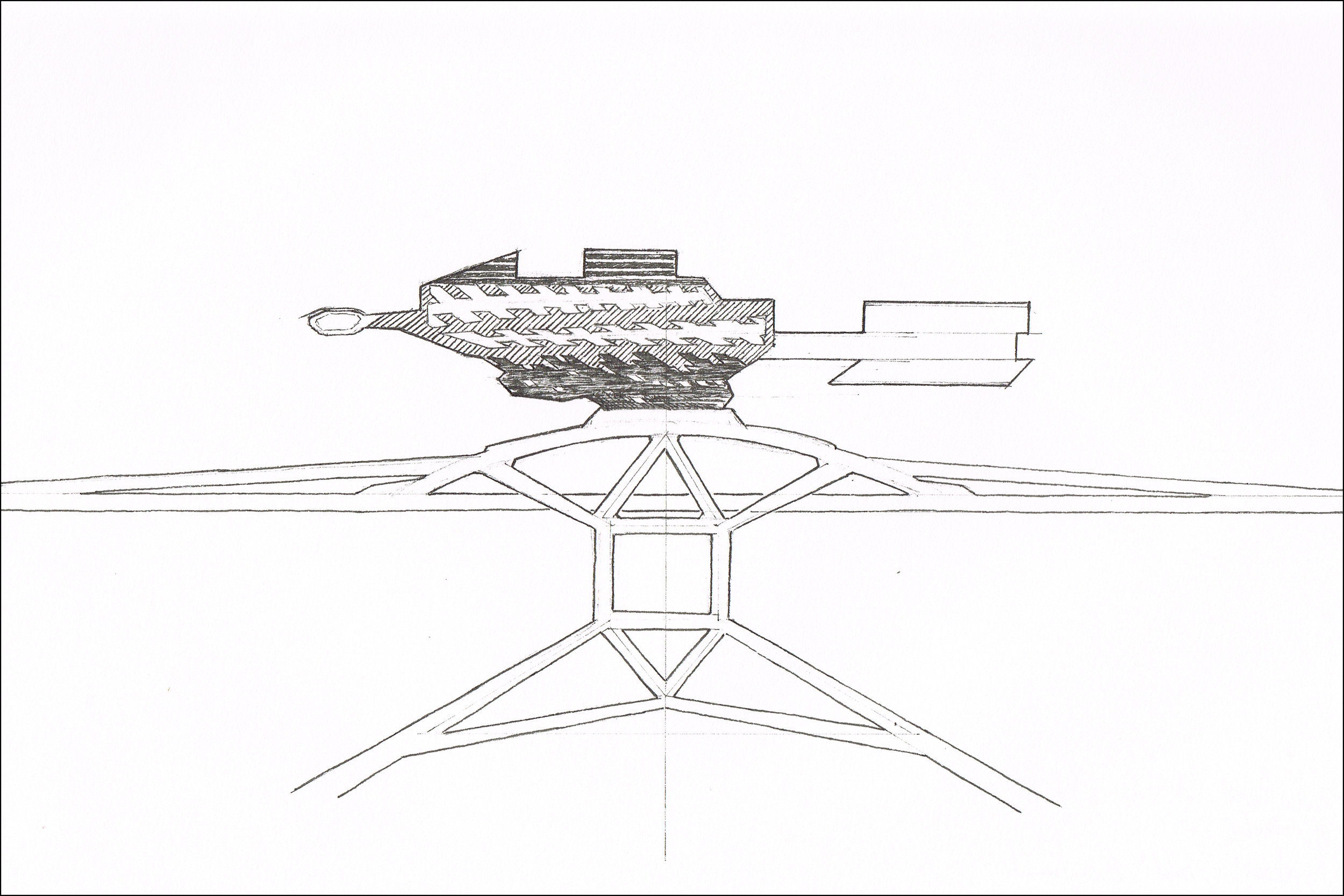 An early design for  Blocked