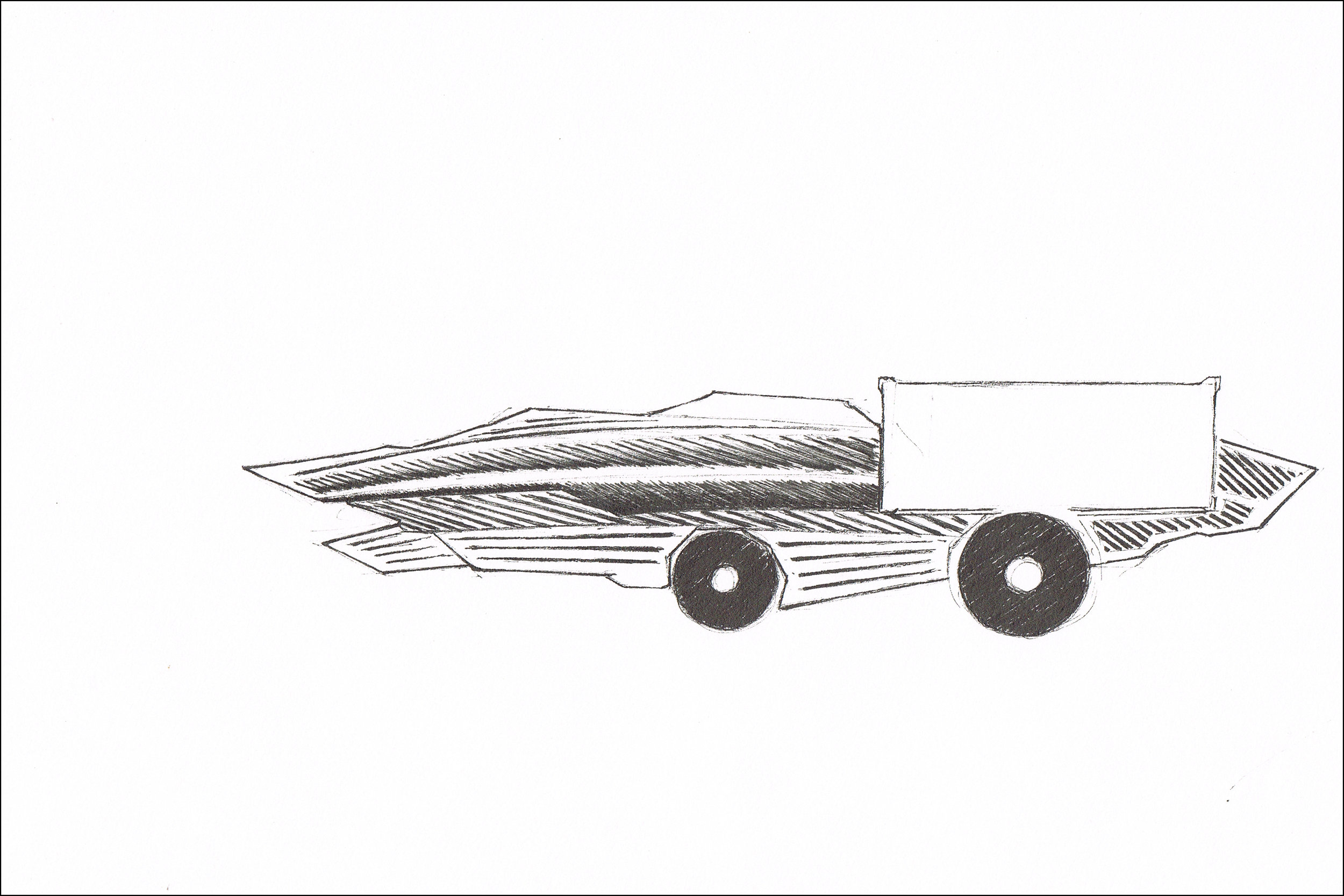 Design for a truck