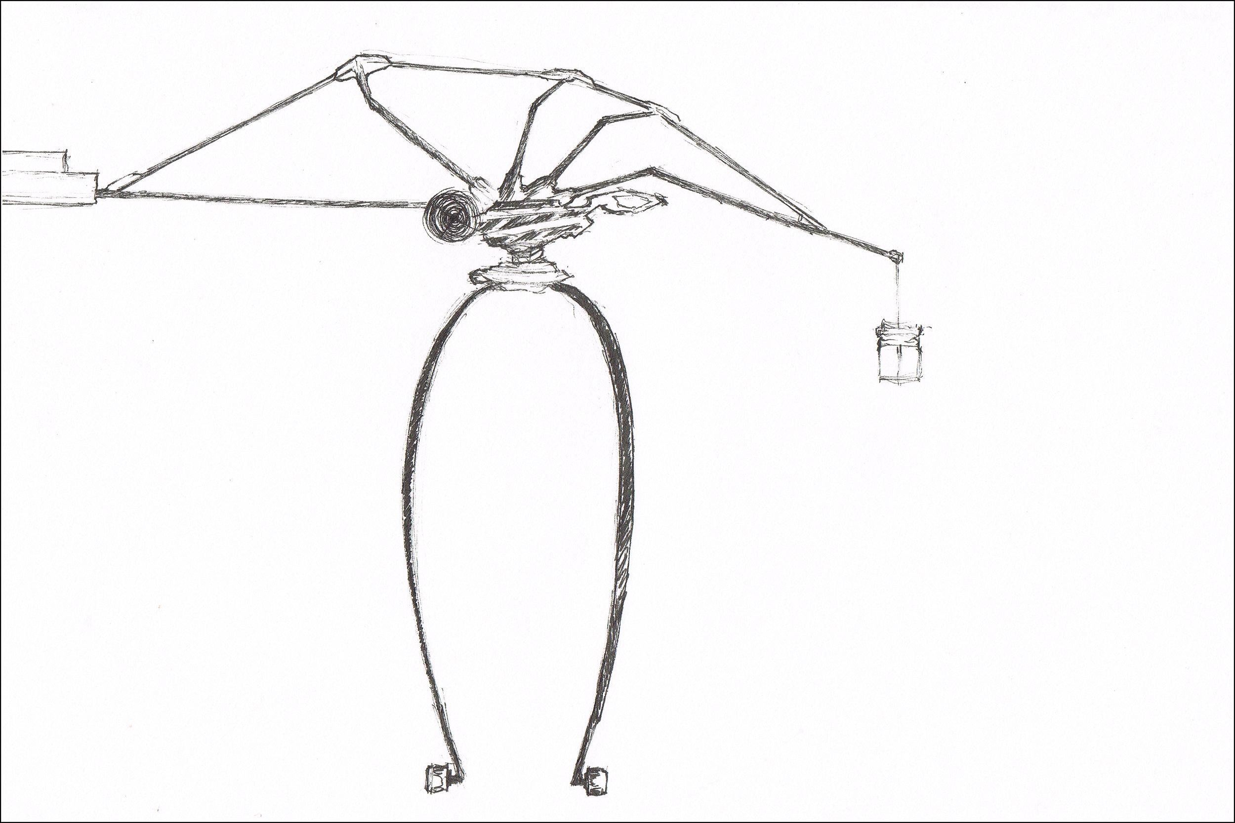 designing a  Tripod