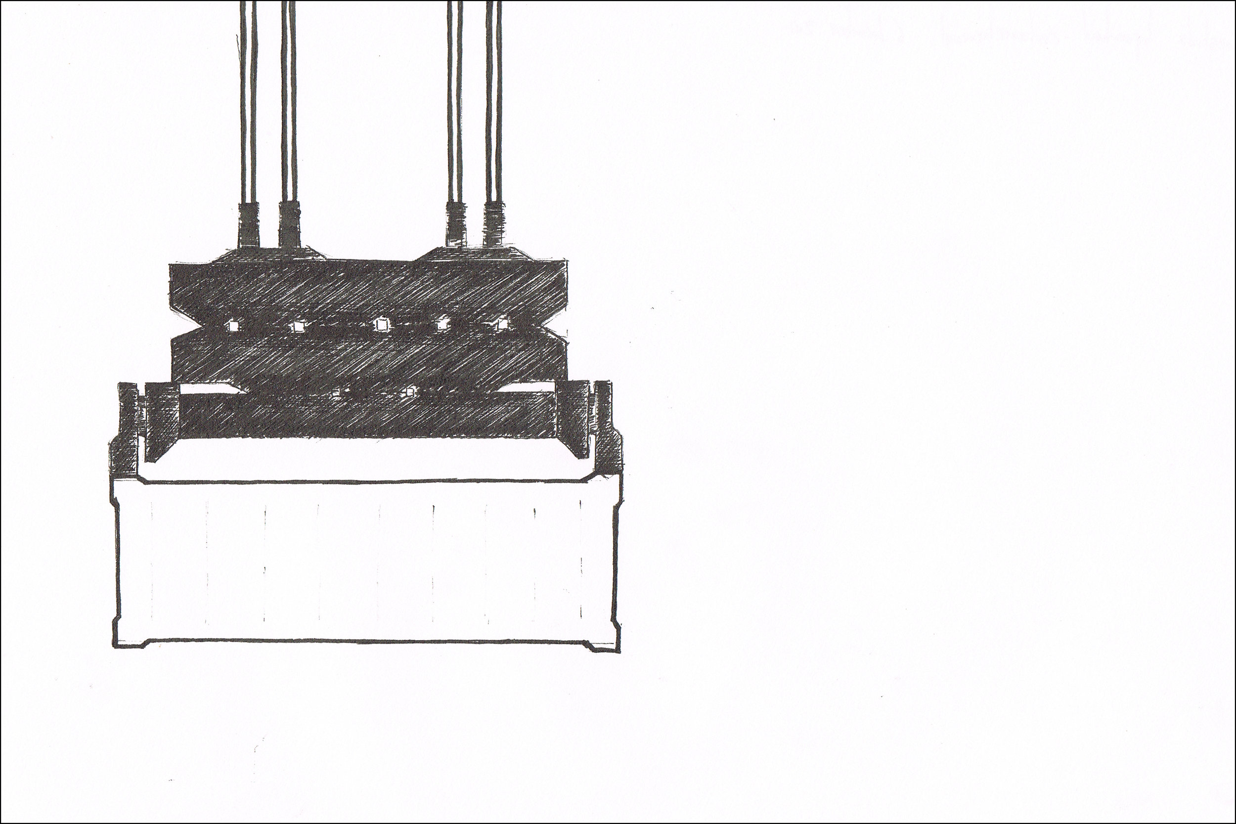 Two designs for a Clamp