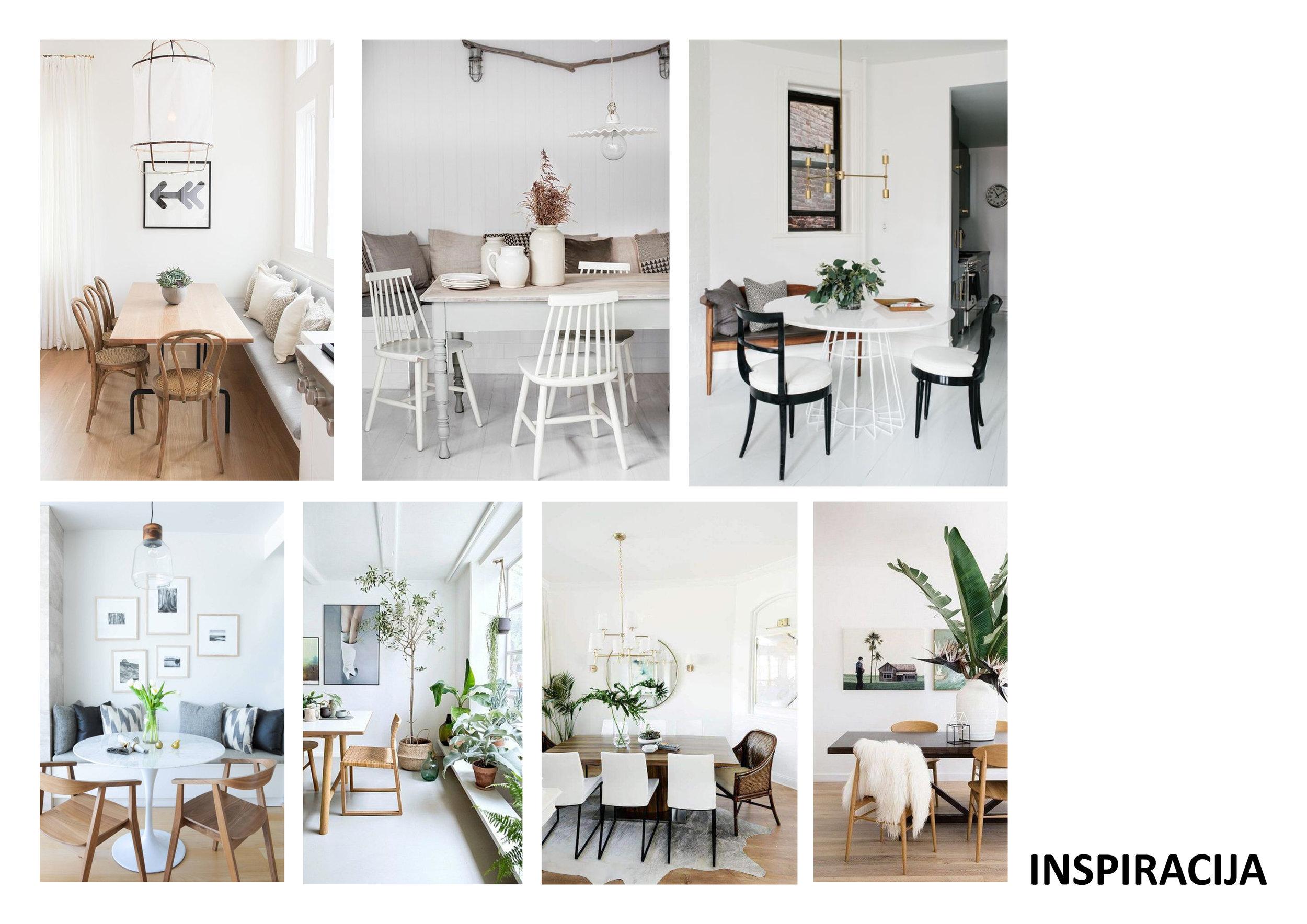 POKE inspiracija - notranje oblikovanje