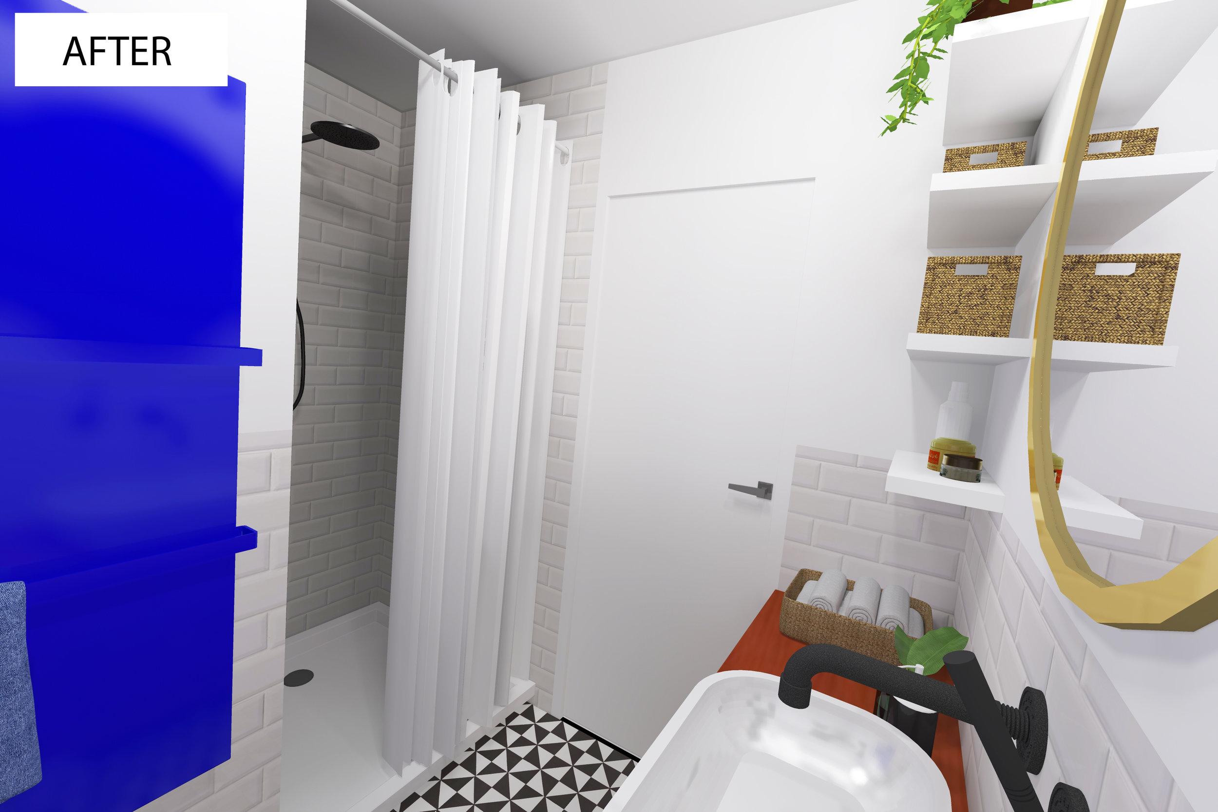 Prenova kopalnice - POKE studio