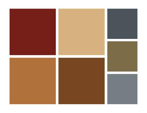 Barvna paleta, POKE studio