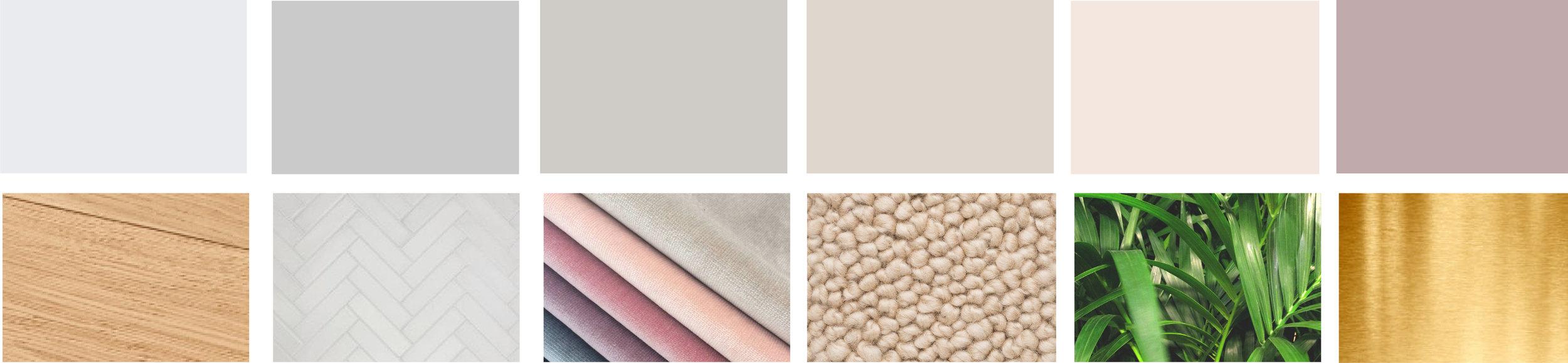 poke studio projekt_ženstvena oaza_barvna paleta