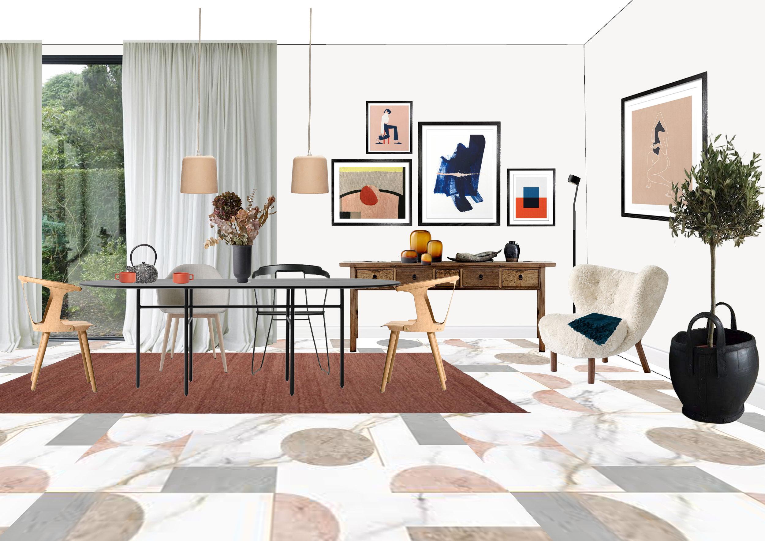 POKE studio, notranje oblikovanje, POKE styling, interior design