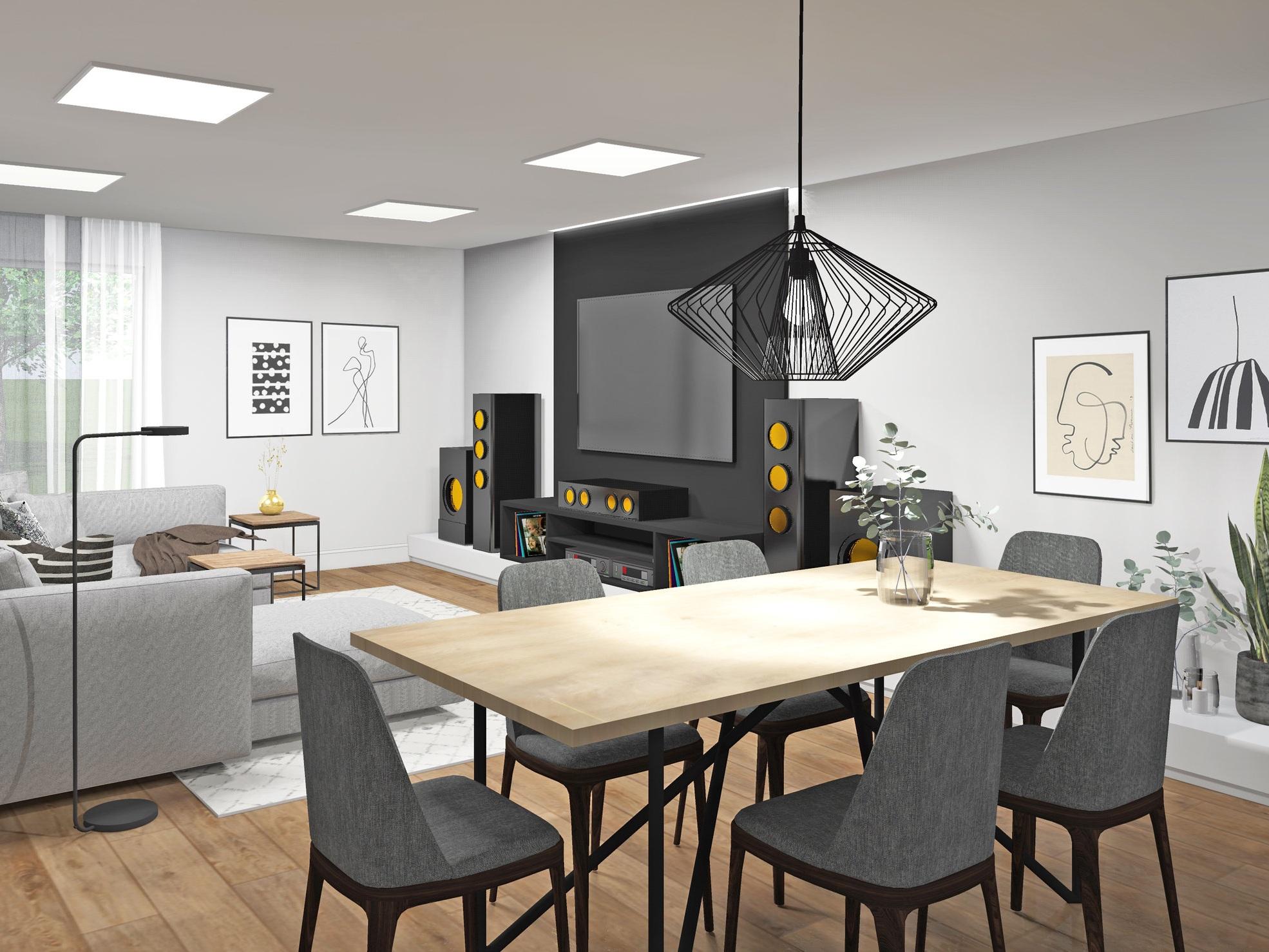 HOUSE POHORJE - interior design