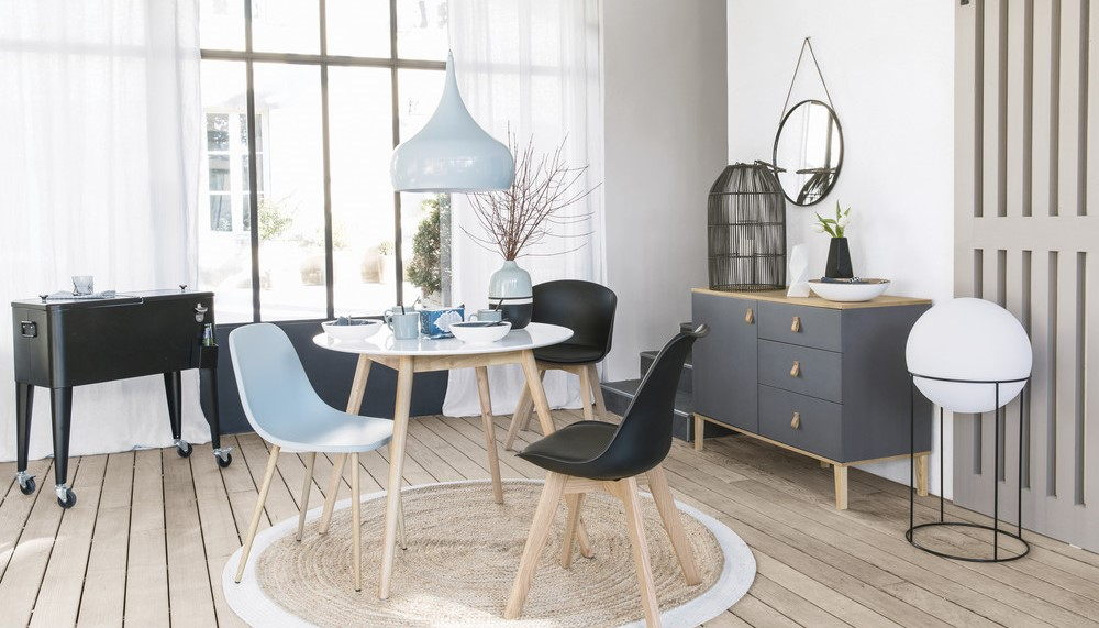 1.  MAISONS DU MONDE :  Fibule , chair