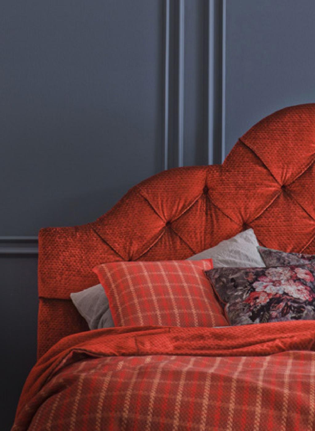 01. JOLIE, Fine, a collection of velvet fabrics for upholstered furniture