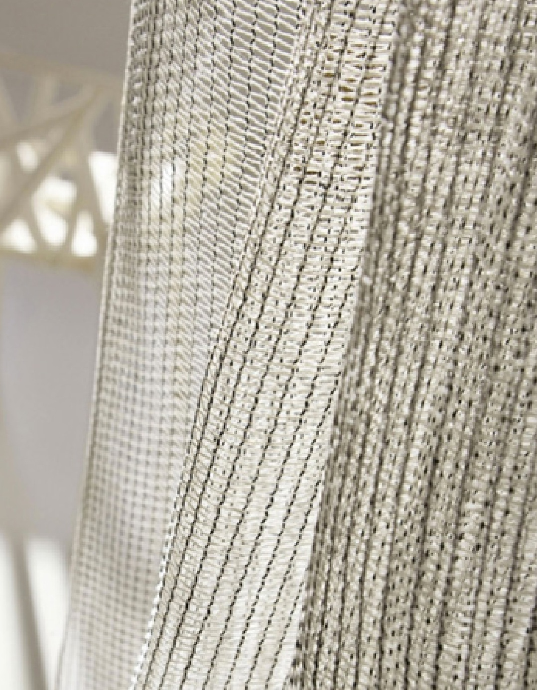 03. WOHNTEX , mesh fabric for curtains