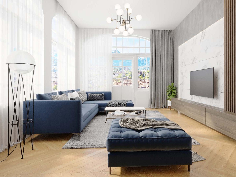 CITY CENTER APARTMENT - interior design