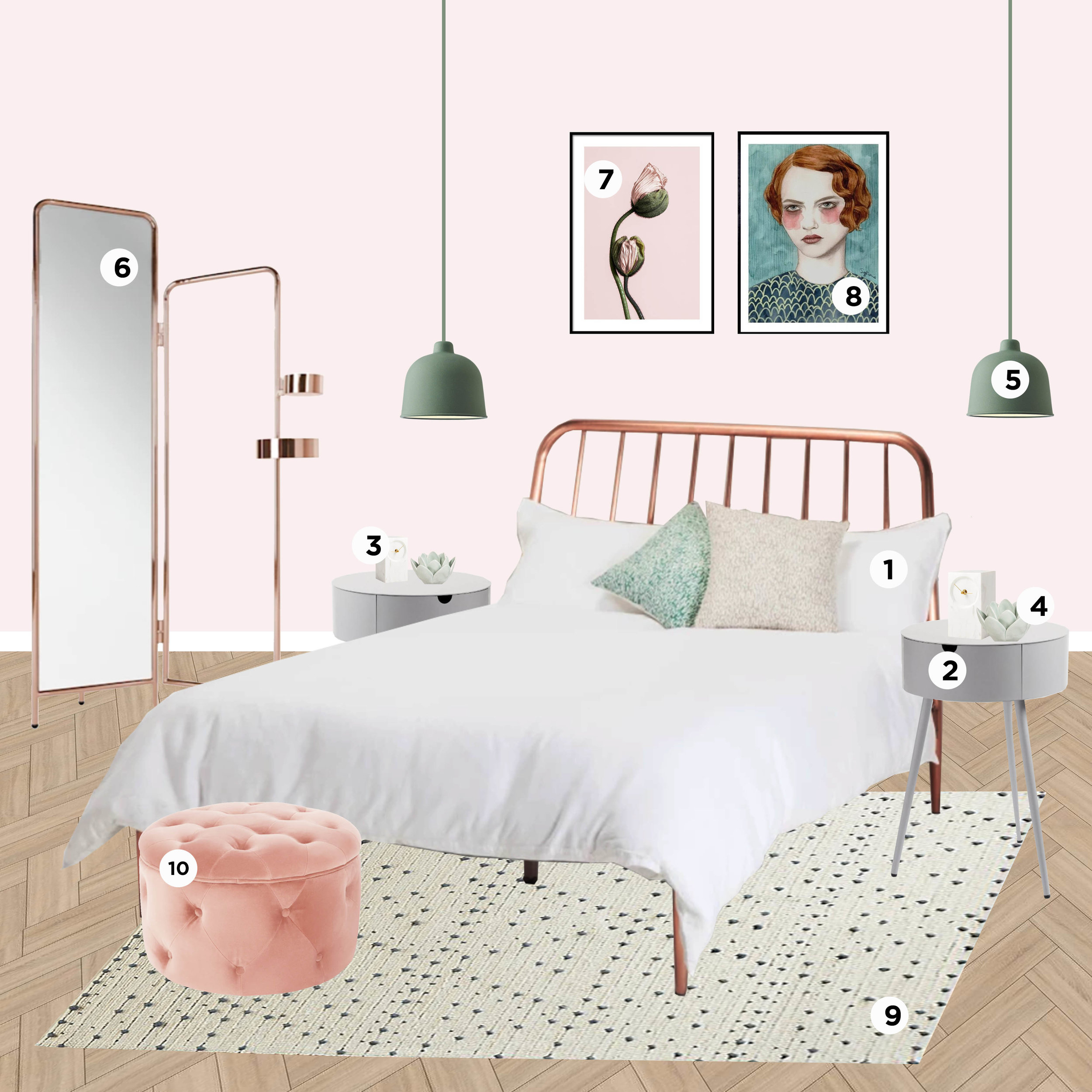 pokestudio_moodofthemonth_rosequartz_styling_interiordesign_bedroom